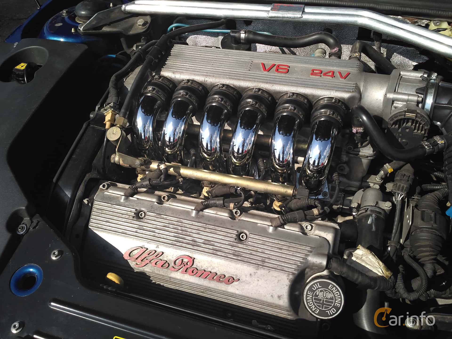 Alfa Romeo GTV 3.0 V6 Manual, 220hp, 1999 at Old Car Land no.