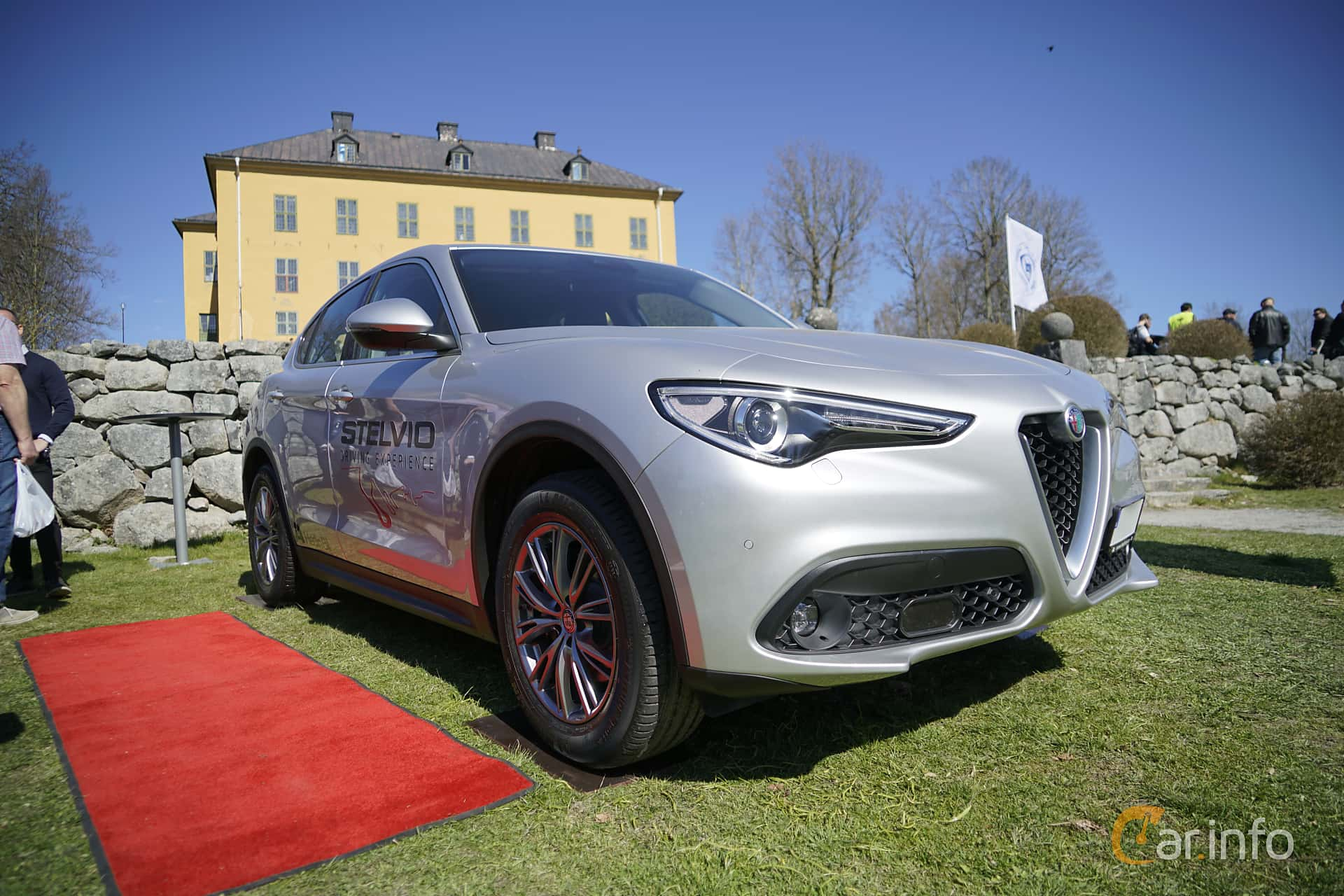 alfa romeo stelvio 2 2 jtdm q4 automatic 210hp 2017. Black Bedroom Furniture Sets. Home Design Ideas