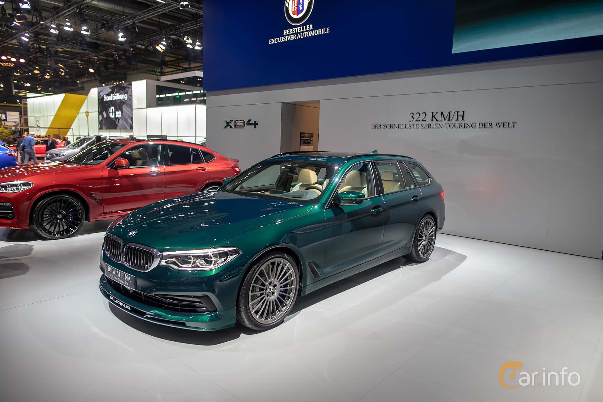 2020 Bmw Alpina B5 Touring