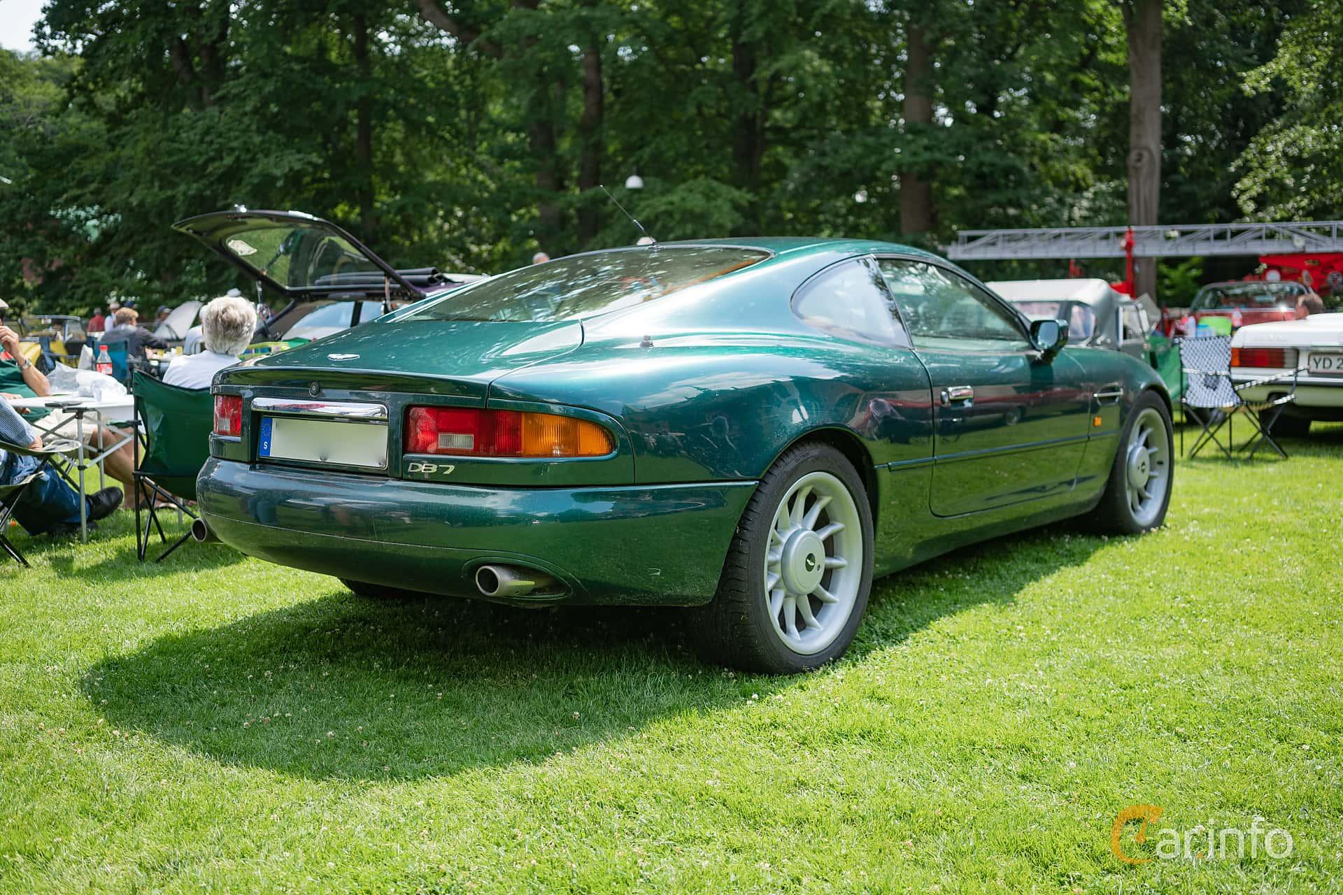 Aston Martin Db7 3 2 Automatic 340hp 1995