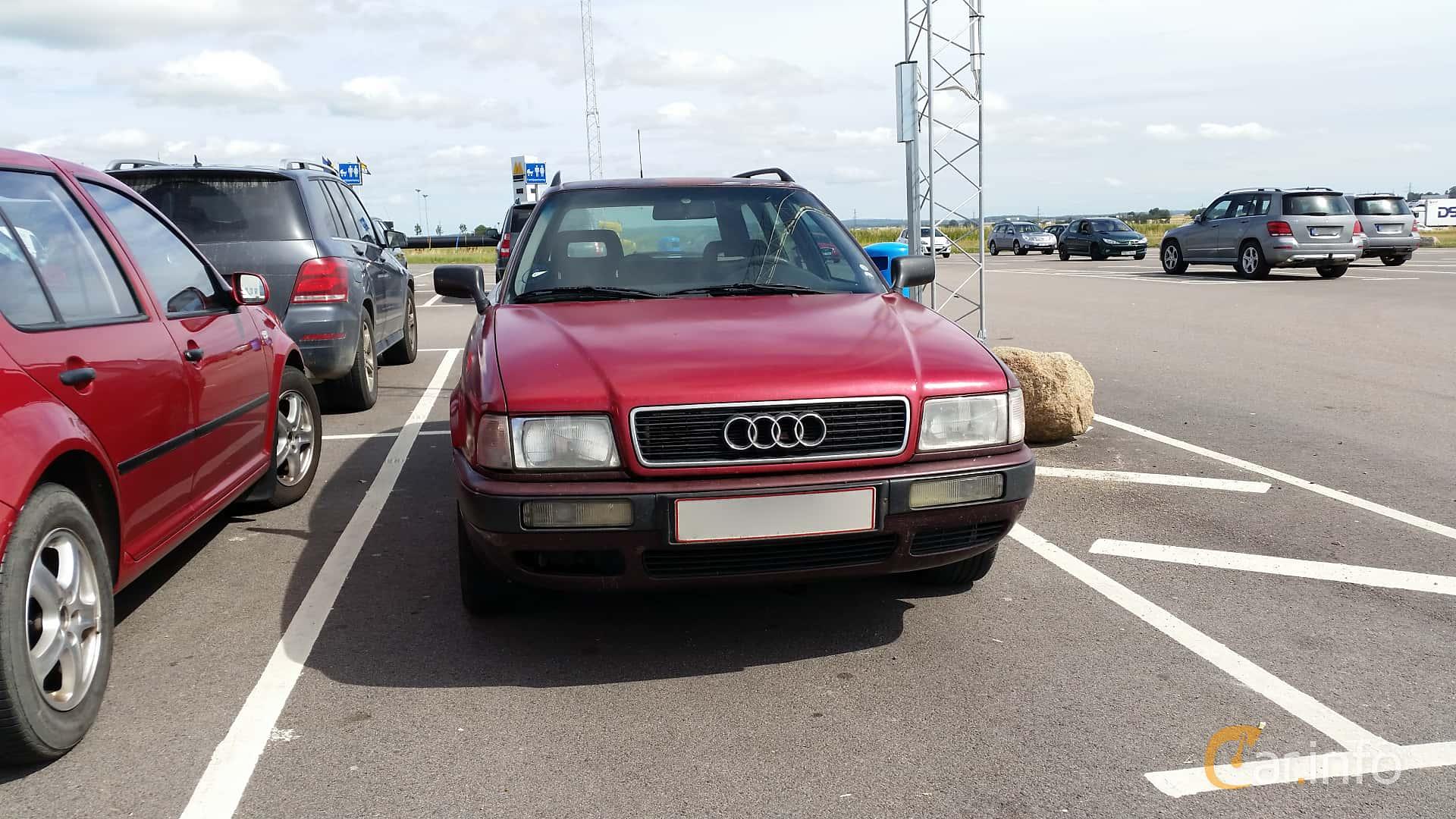 audi 80 avant generation b4 facelift 1 9 tdi manual 5 speed rh car info Audi 80 B4 Ground Effects B7 Audi 80