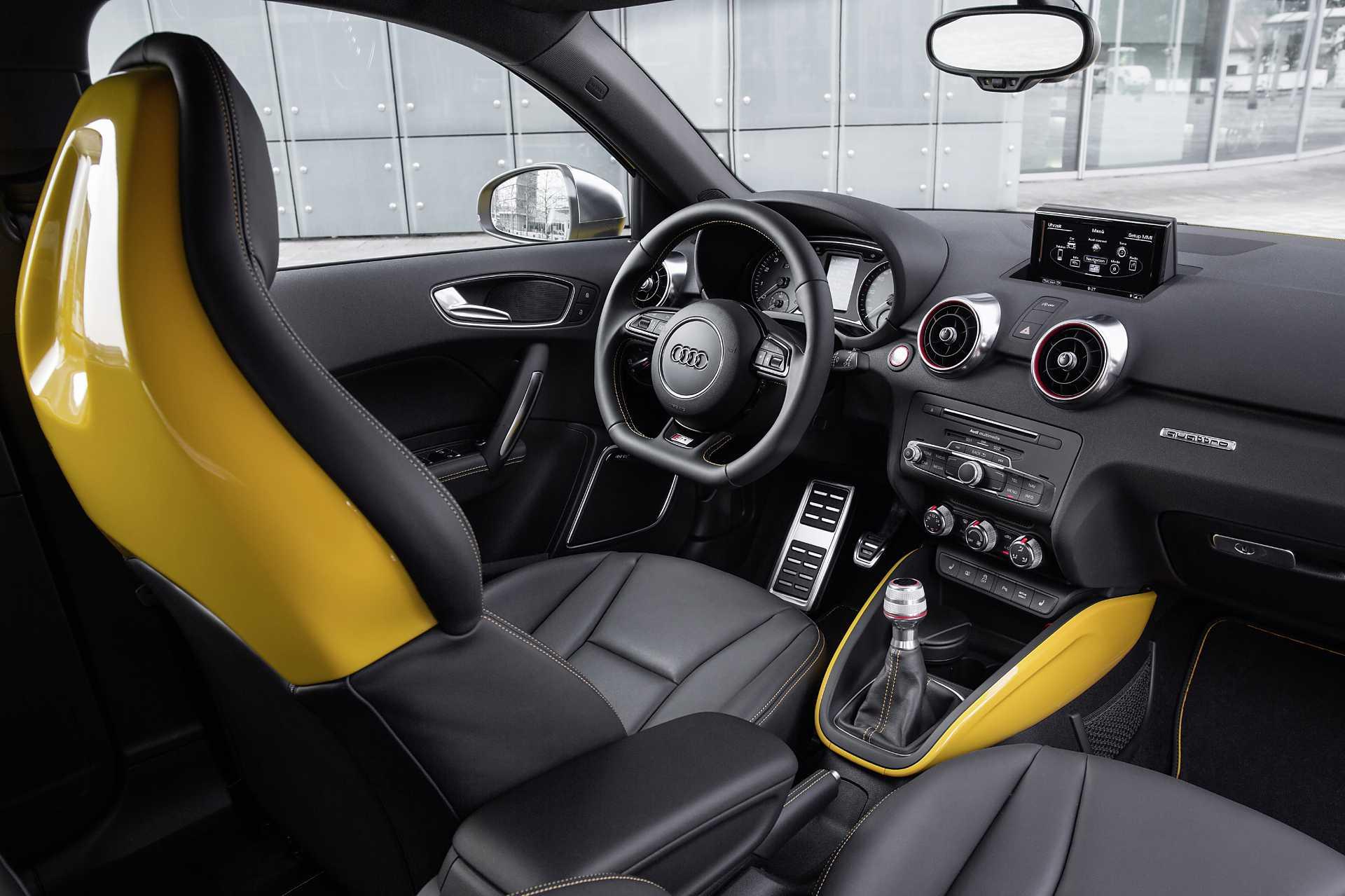 Audi S1 Sportback 2.0 TFSI quattro Manual, 231hp, 2014
