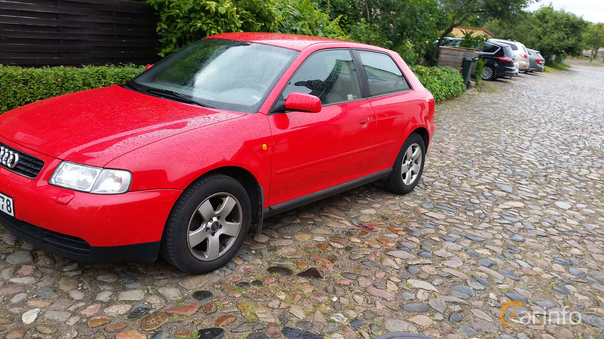 Kekurangan Audi A3 1998 Tangguh