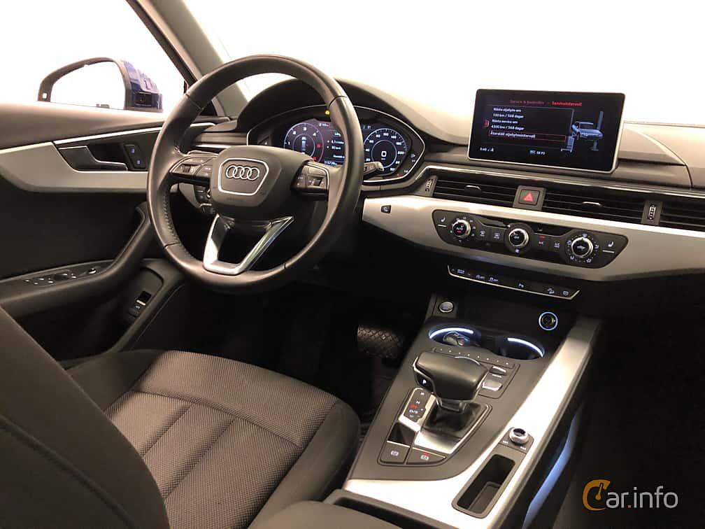 Audi A4 allroad quattro 2.0 TDI quattro S Tronic, 190hp, 2018