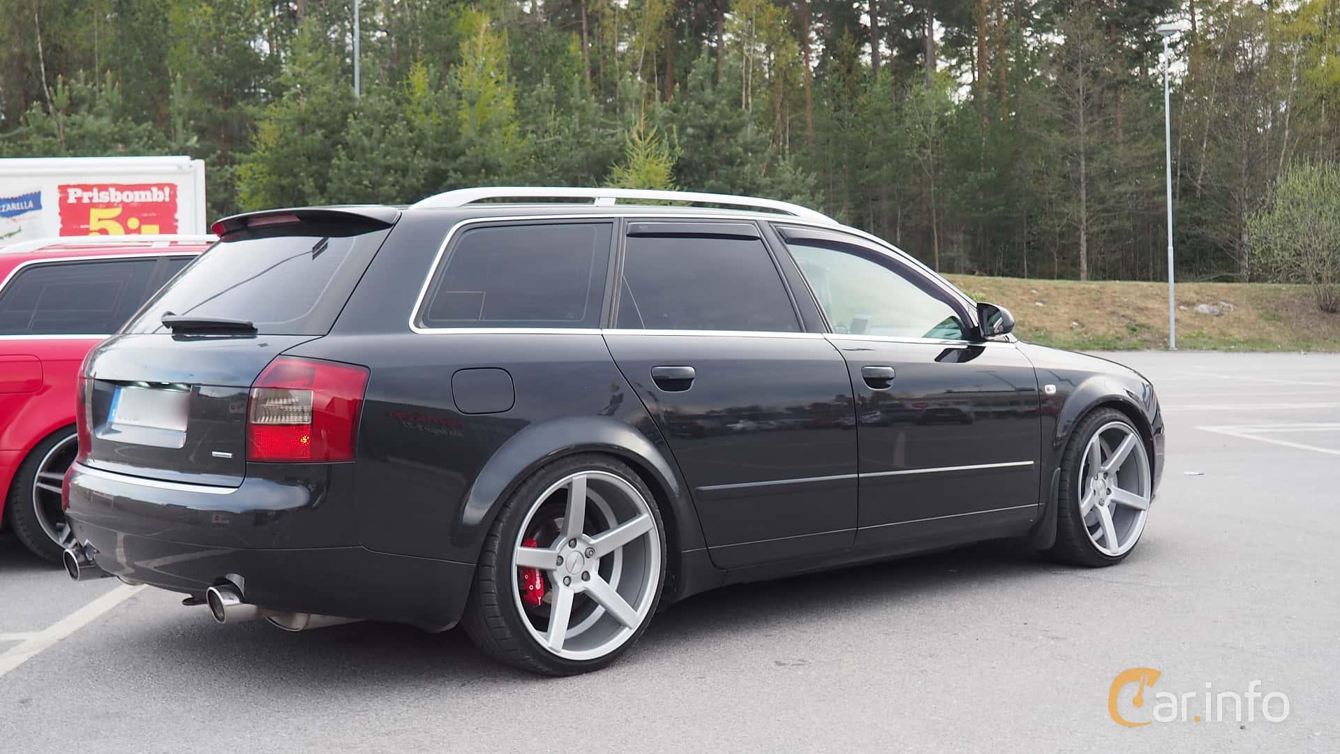 Kelebihan Kekurangan Audi A4 Avant 2004 Top Model Tahun Ini