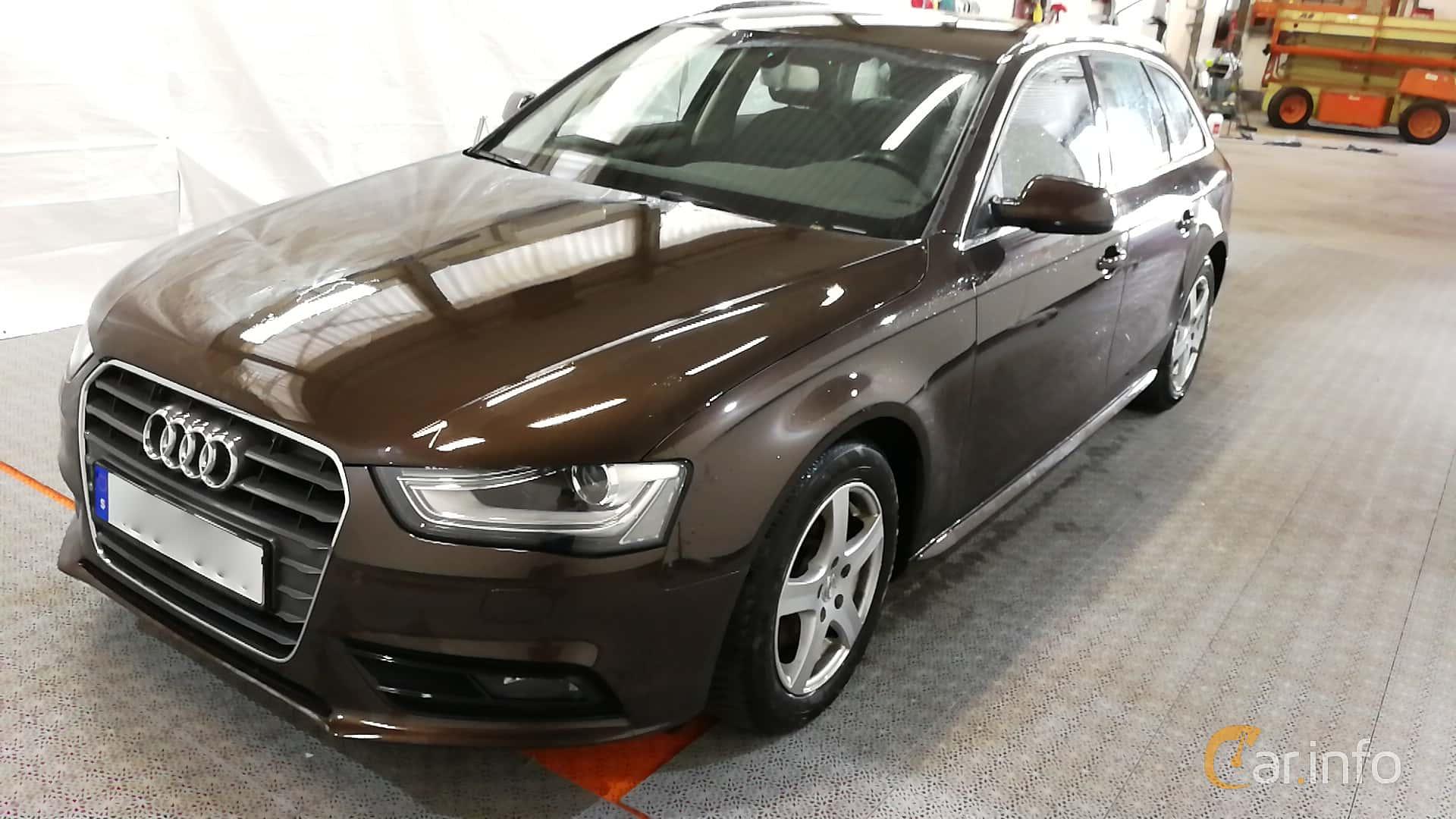 Kelebihan Audi A4 Avant 2013 Spesifikasi