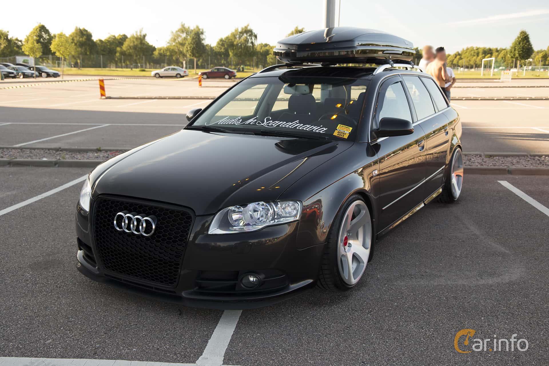 Kelebihan Kekurangan Audi A4 Avant 2008 Review