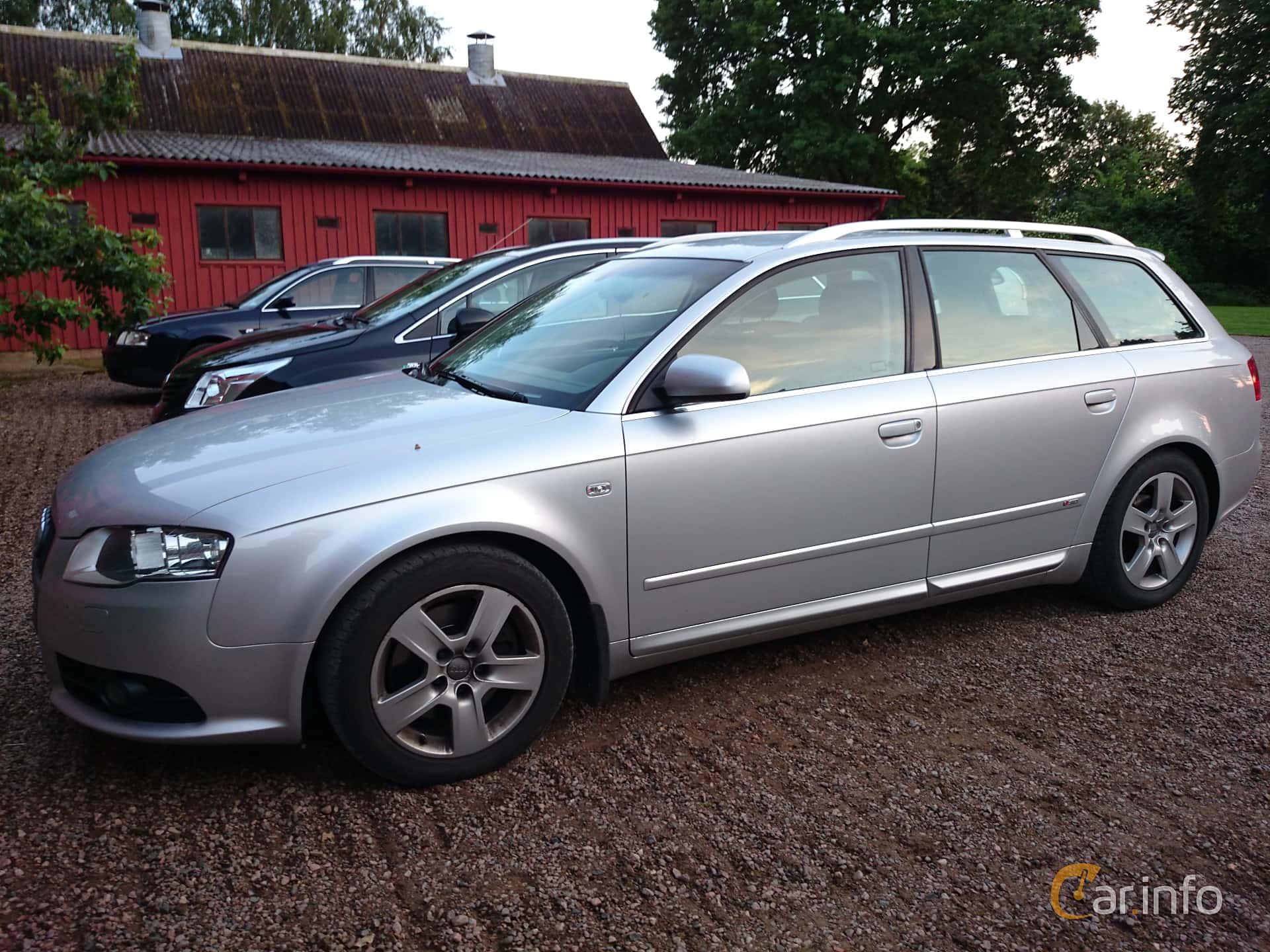 Audi 2 0 T >> Audi A4 Avant 1.8 T Manual, 163hp, 2007
