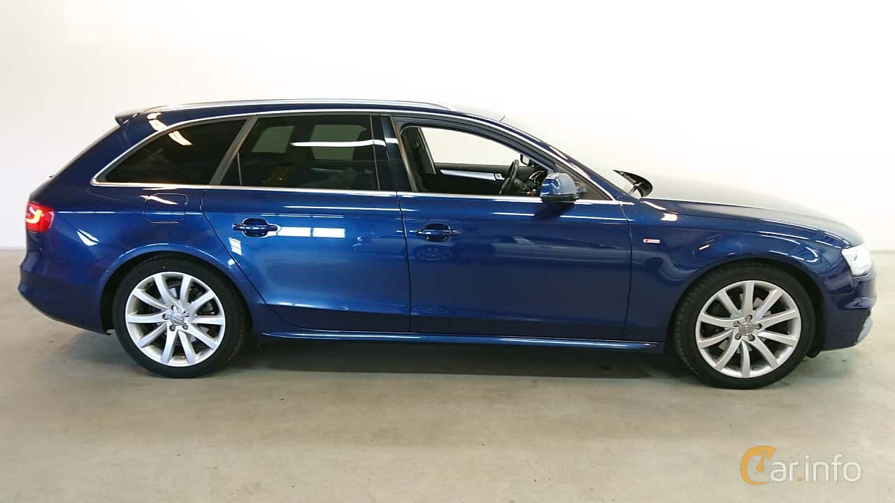 e2f84fbaf 6 images of Audi A4 Avant 2.0 TDI DPF Multitronic, 150hp, 2015 by ...