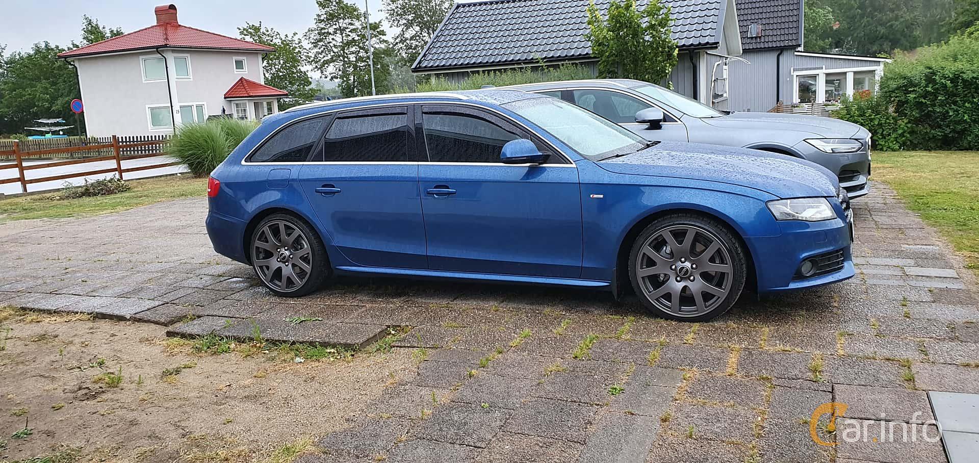 Kelebihan Kekurangan Audi A4 B8 2009 Murah Berkualitas