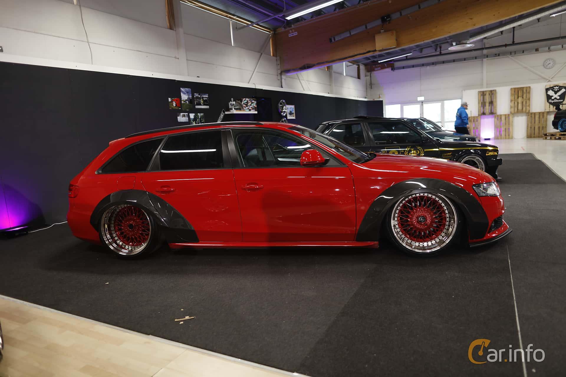 Audi A4 2.0 TDI DPF B8