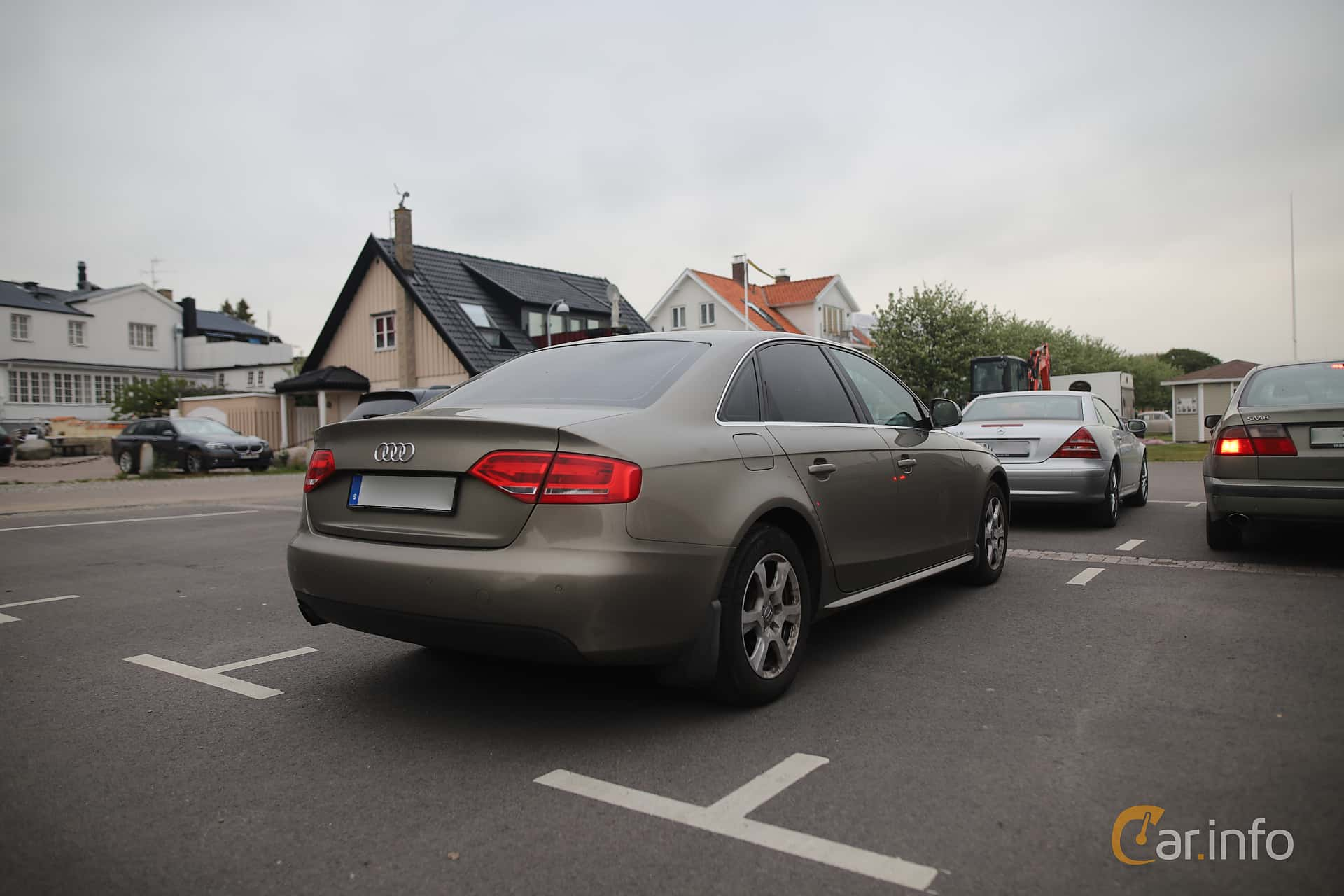 Audi A4 Sedan 1.8 TFSI Multitronic, 160hp, 2009