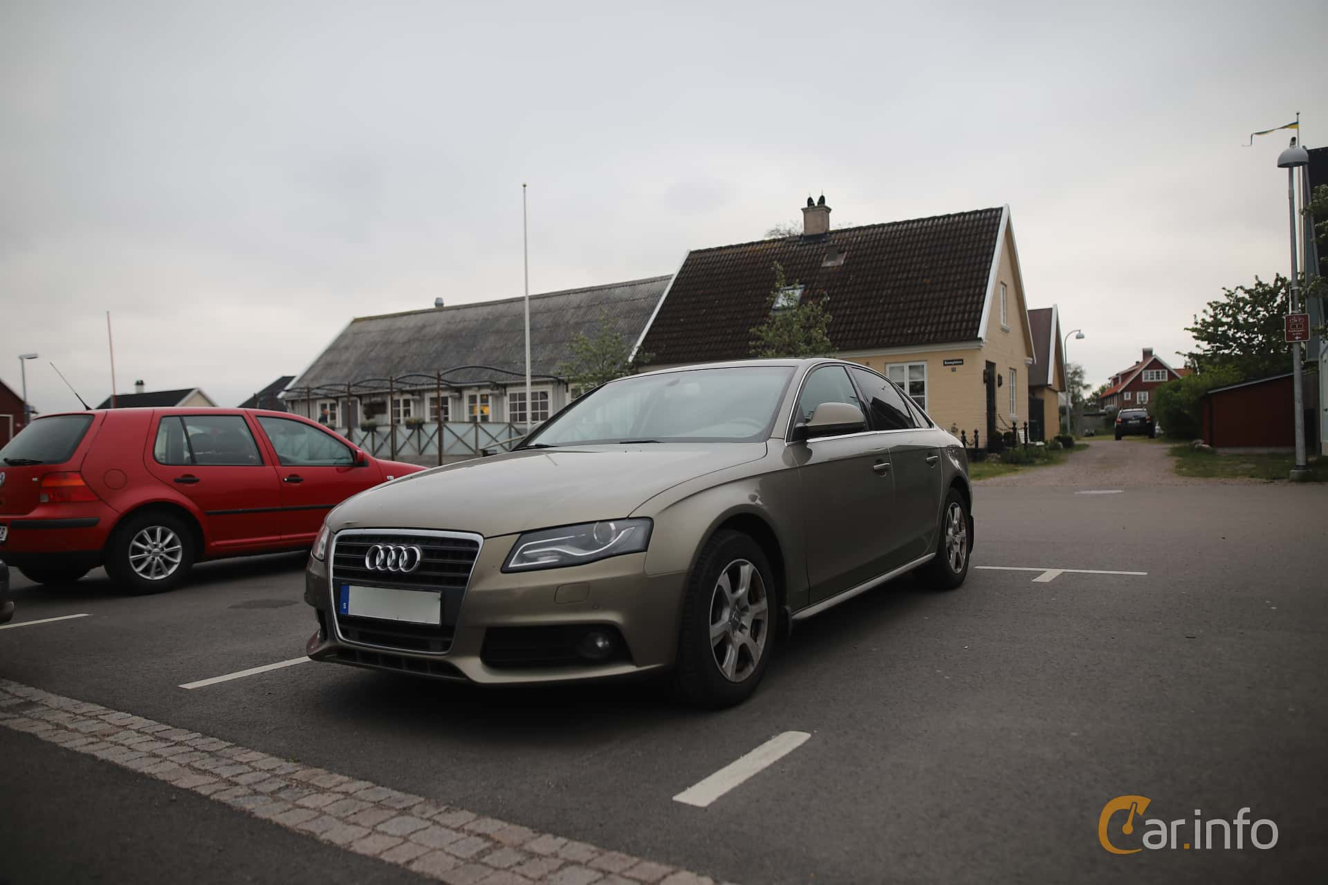 Audi A4 Sedan 1.8 TFSI Multitronic, 160hp, 2009
