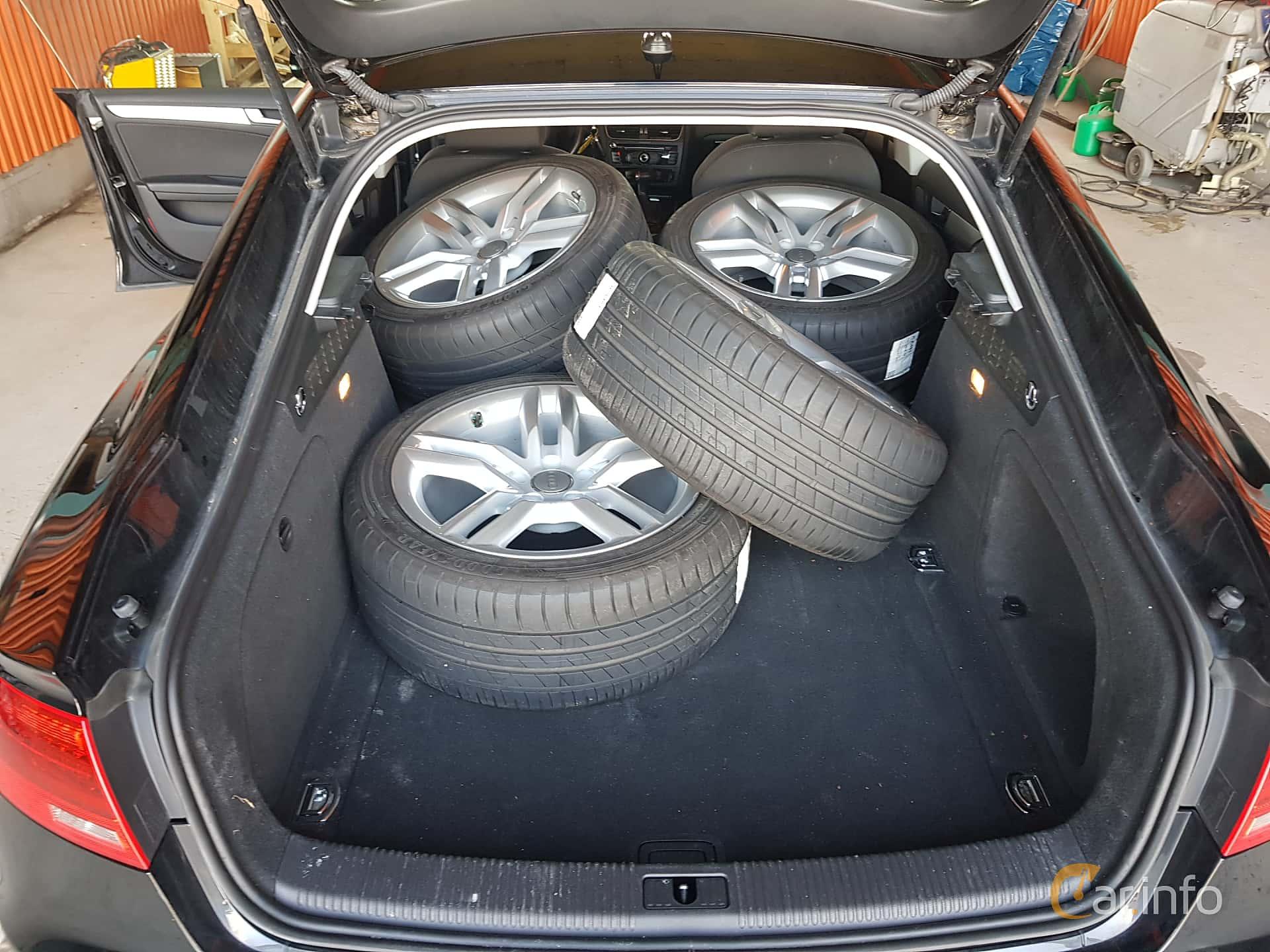 Audi A5 Sportback 2.0 TDI clean diesel quattro  S Tronic, 190hp, 2016