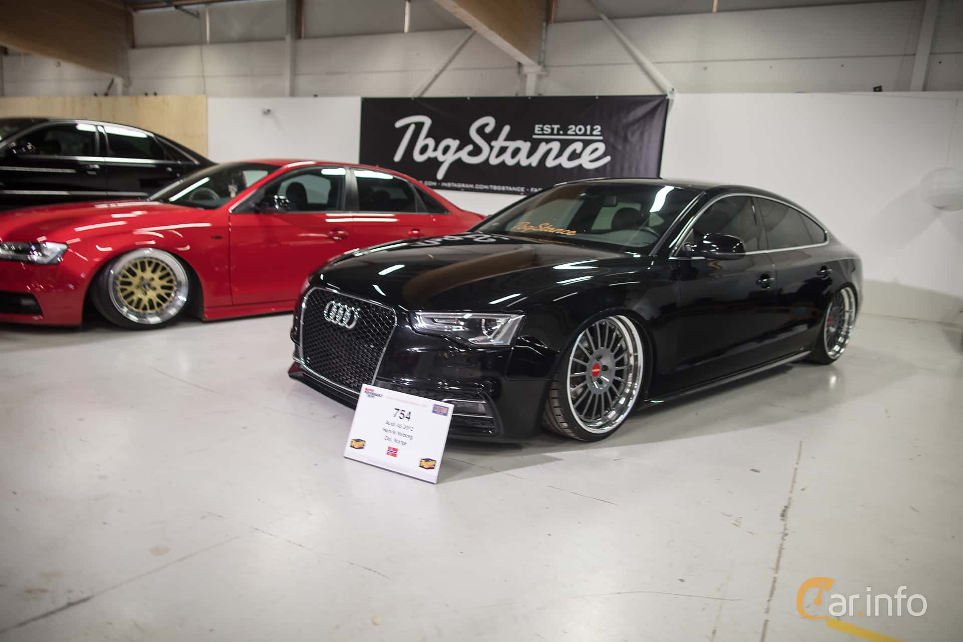 Audi A5 Sportback 2012 At Bilsport Performance Amp Custom