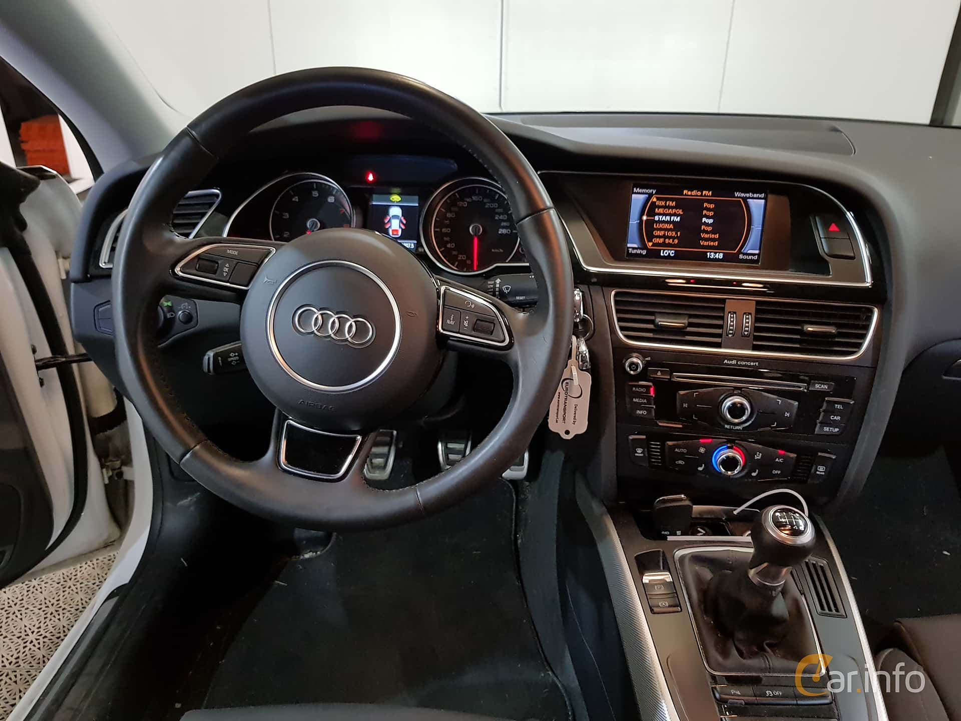 Audi A5 Sportback 1.8 TFSI Manual, 144hp, 2016