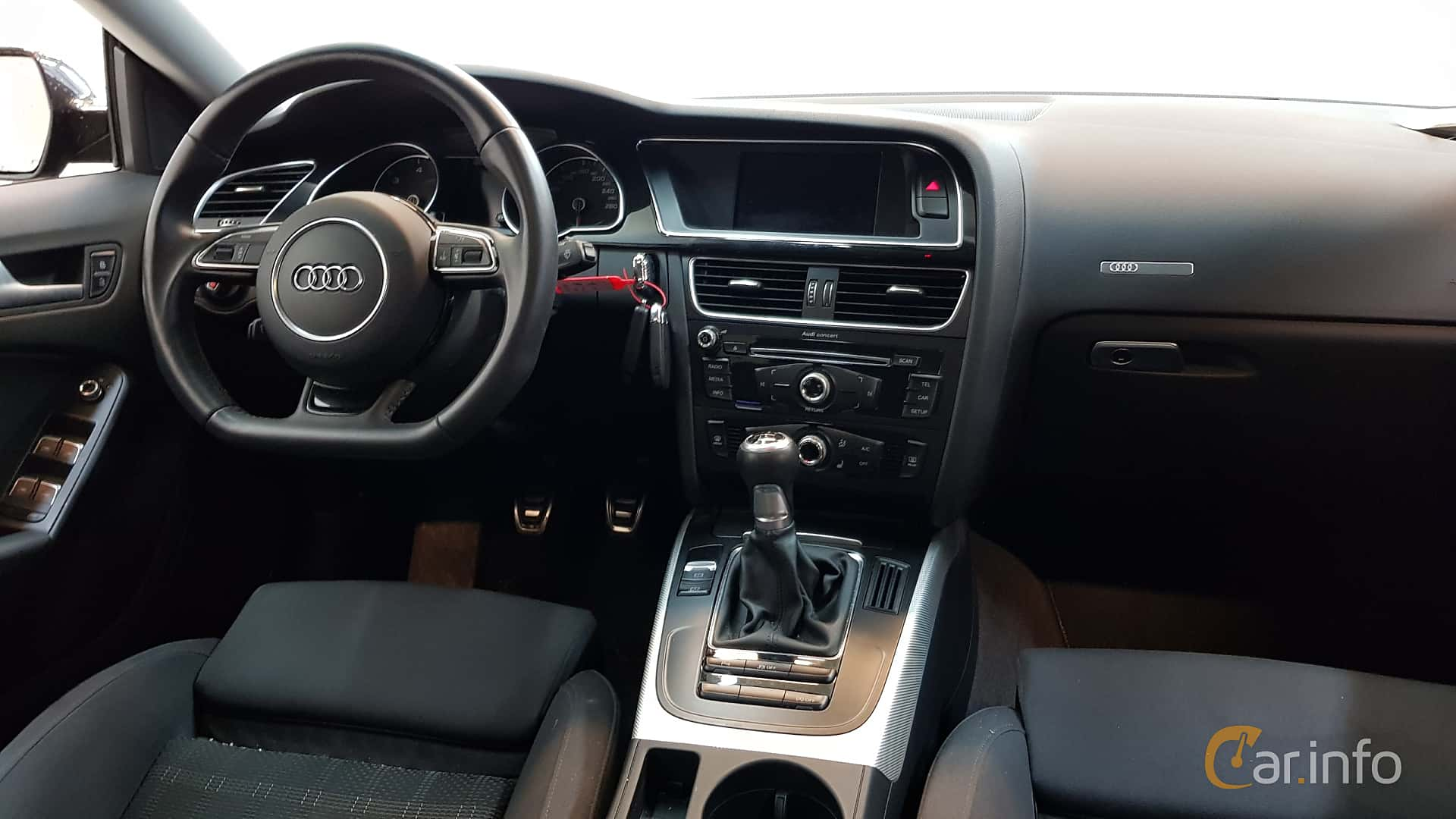 Audi A5 Sportback 2.0 TDI clean diesel Manual, 190hp, 2015