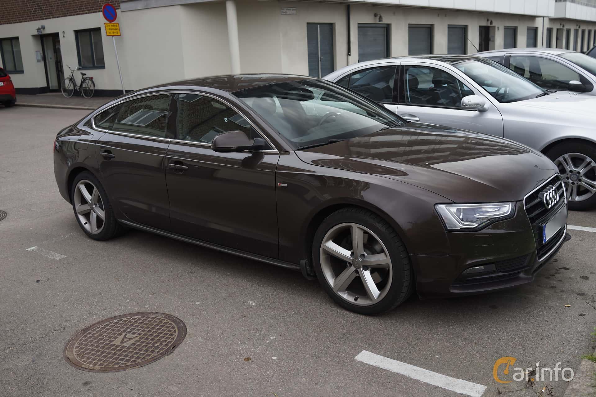 Audi a5 sportback 2015 preis 16