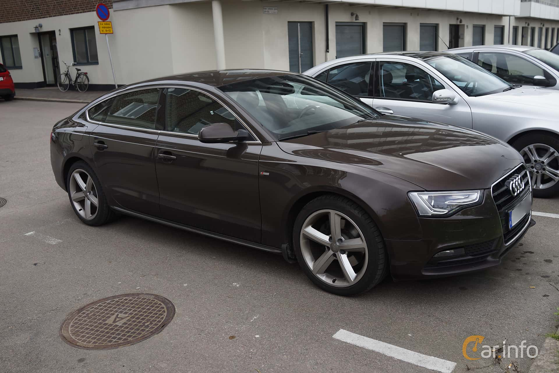Kekurangan Audi A5 Sportback 2012 Spesifikasi