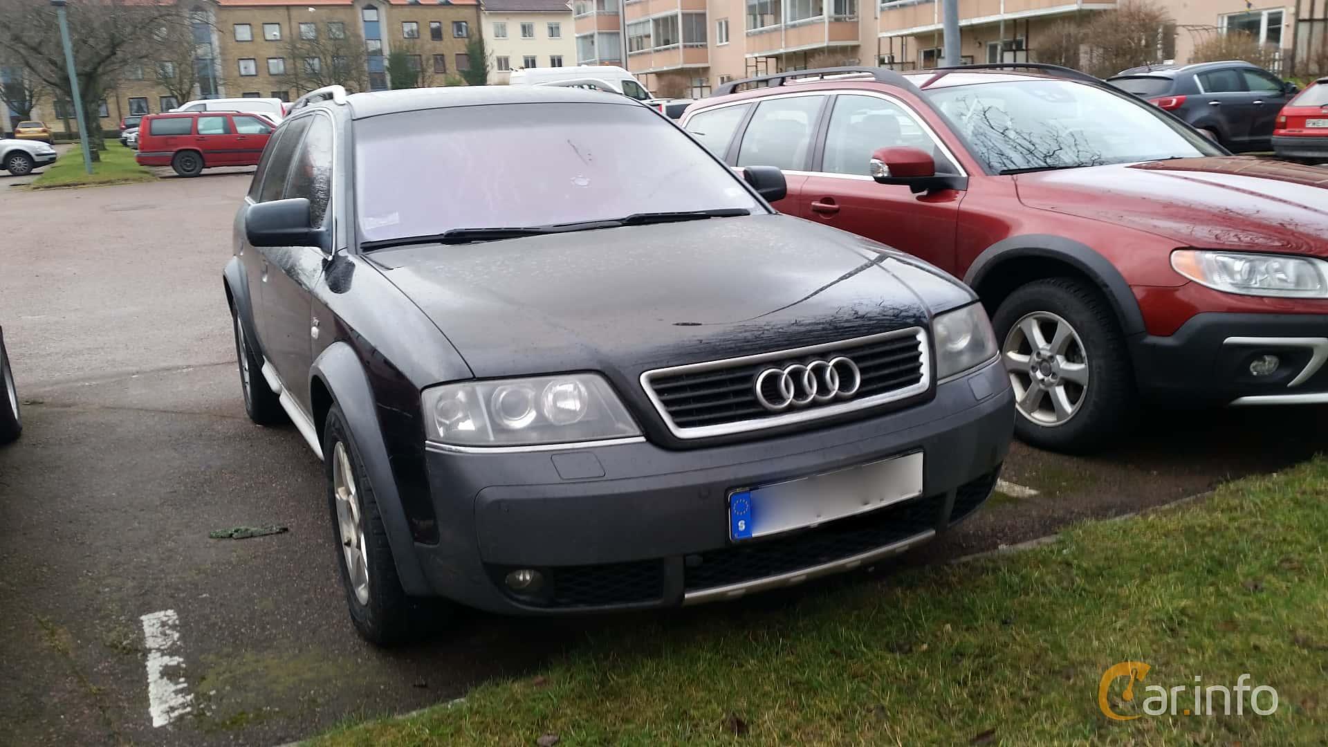 Kekurangan Audi A6 4.2 V8 Spesifikasi