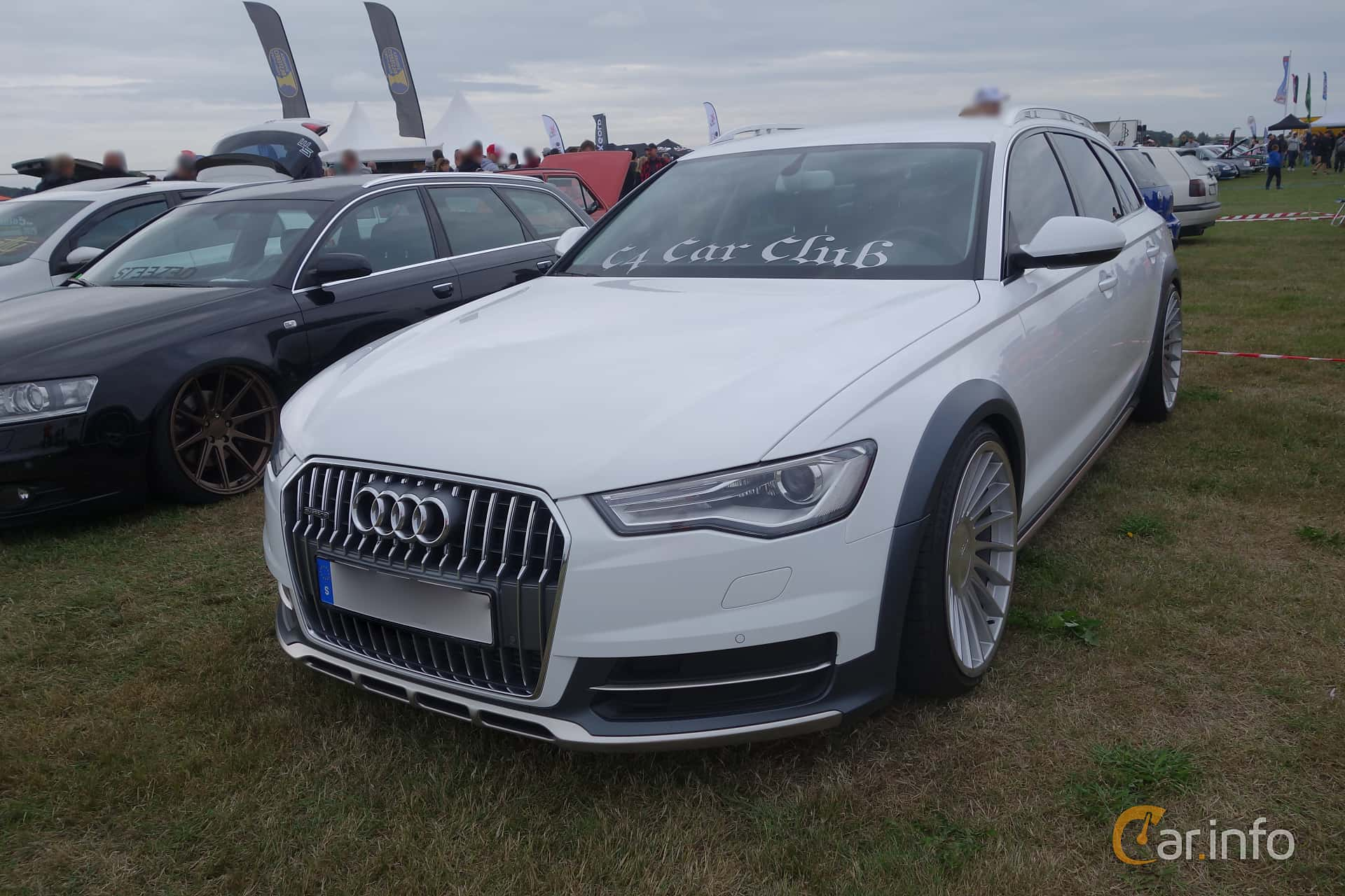 4 images of Audi A6 allroad quattro 3 0 TDI V6 clean diesel