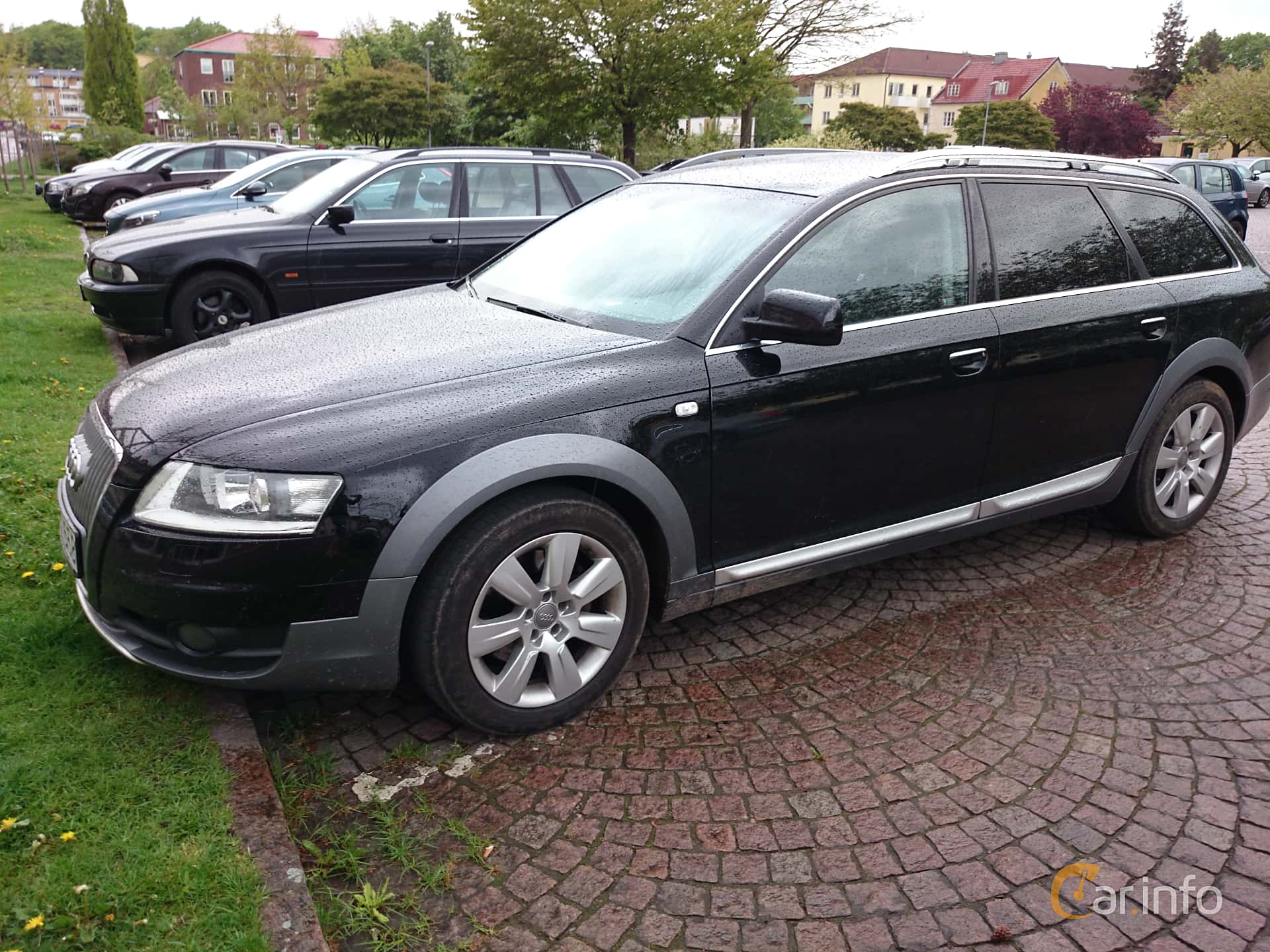 audi a6 allroad quattro generation c6 3 0 tdi v6 quattro. Black Bedroom Furniture Sets. Home Design Ideas