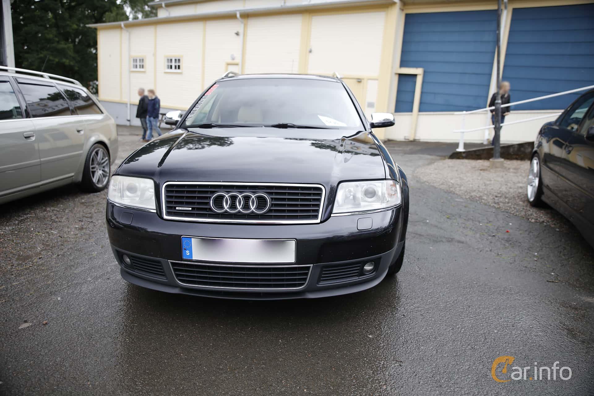 Kelebihan Audi A6 4.2 V8 Perbandingan Harga