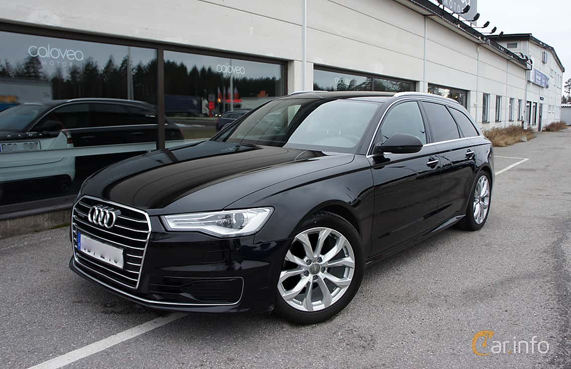 3 images of Audi A6 Avant 3 0 TDI V6 clean diesel quattro S