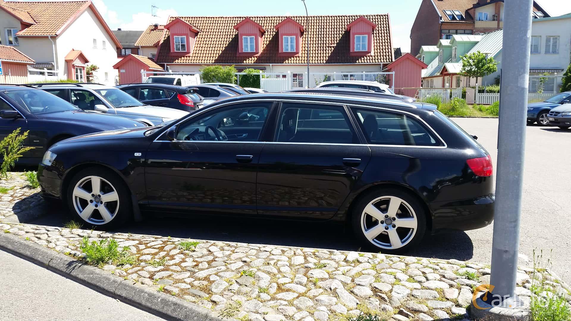 Kekurangan Audi A6 3.2 Review