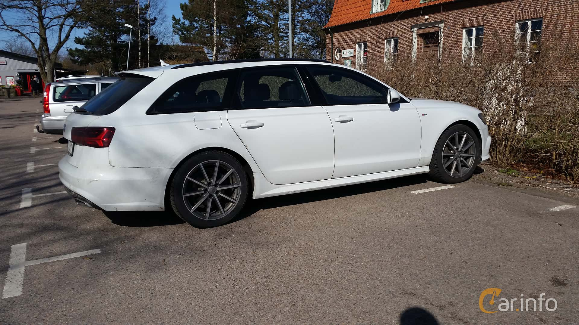 audi a6 avant 2 0 tdi ultra s tronic 190hp 2016. Black Bedroom Furniture Sets. Home Design Ideas