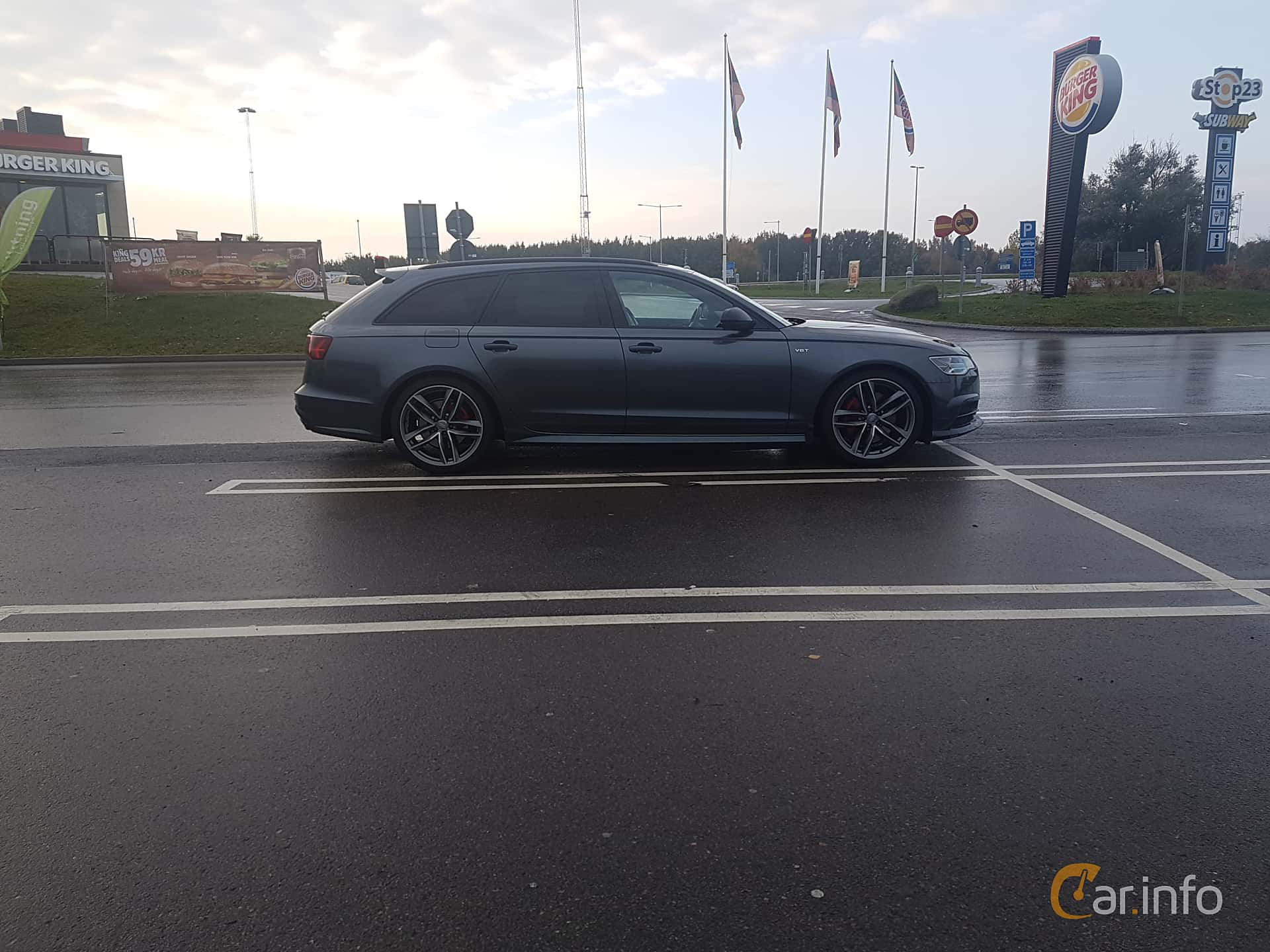 User Images Of Audi A6 Avant Generation C7 Facelift 30 Tdi