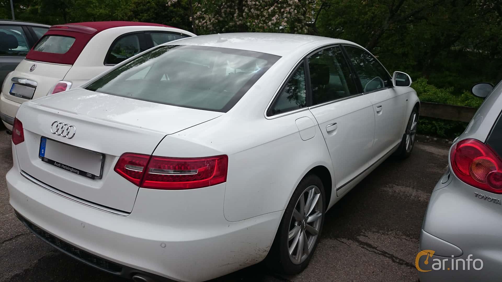 User images of Audi A6 Sedan 2010