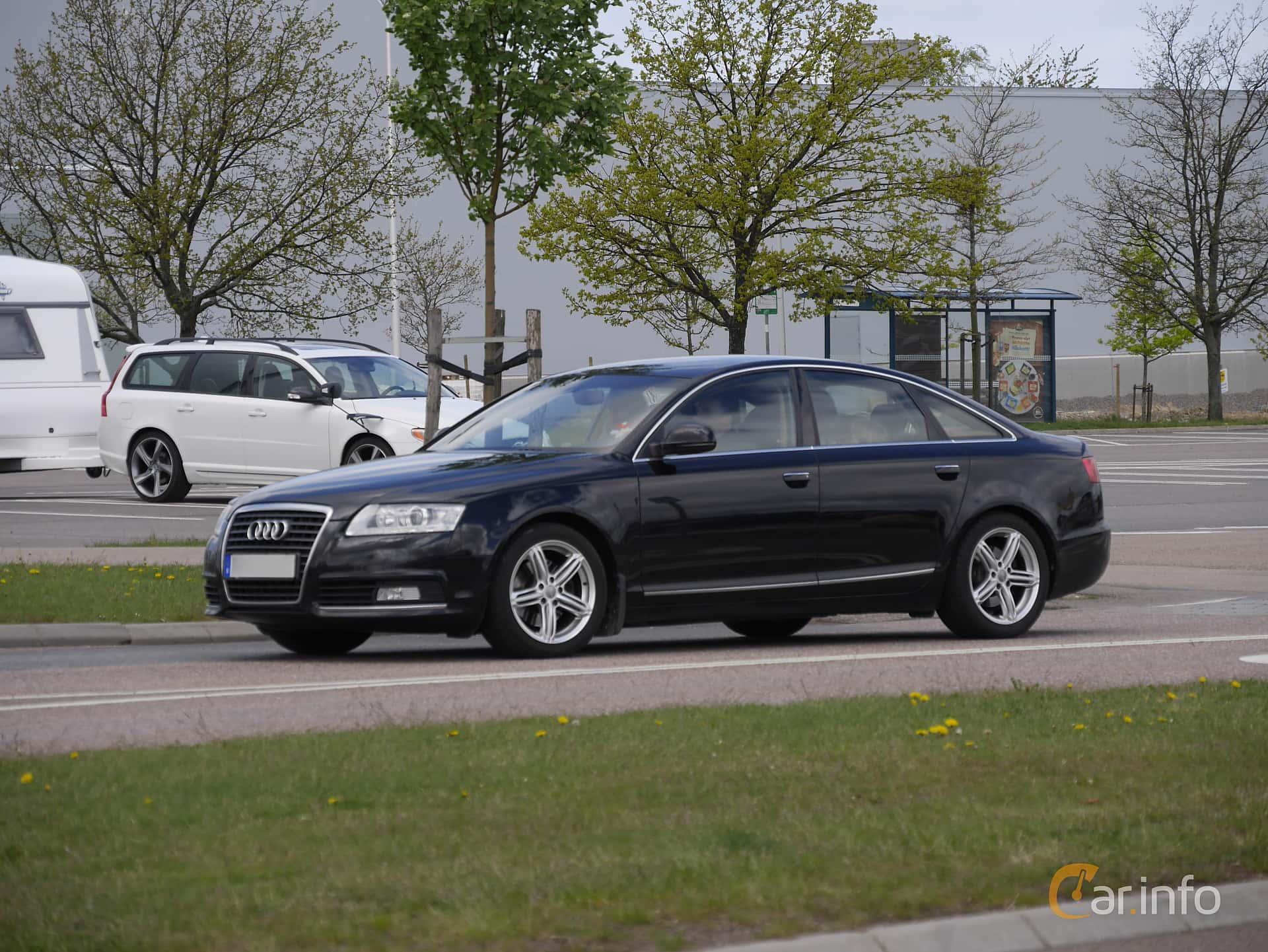 2 images of Audi A6 Sedan 2 0 TDI e Manual 136hp 2010 by