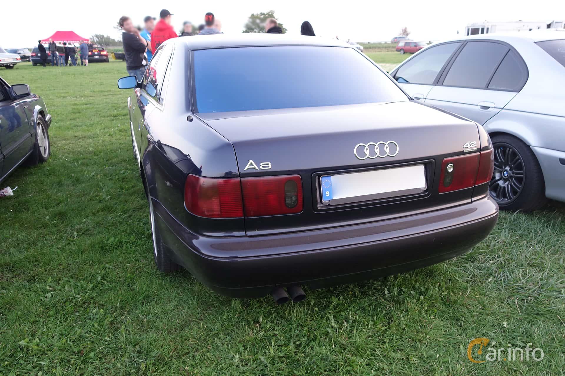 Kekurangan Audi S8 1998 Tangguh
