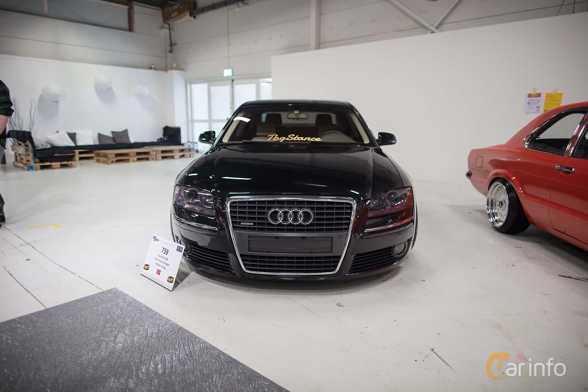Audi A D Facelift - Audi car owners database