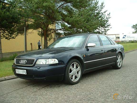 Audi S8 4.2 quattro 340hp, 1995