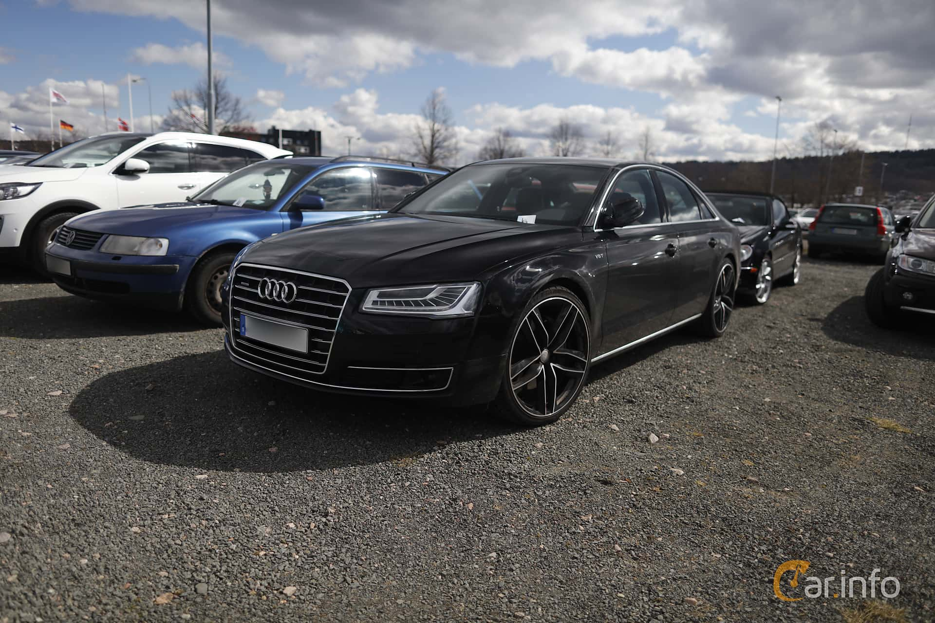 Kelebihan Audi 4.2 Tdi Review