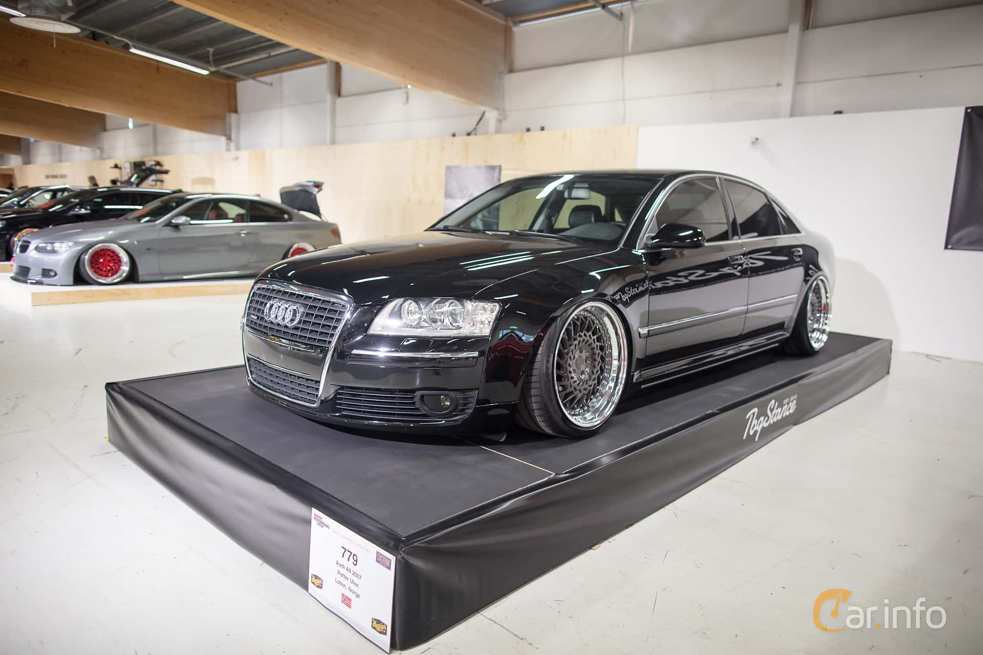 Audi A8 2007 At Bilsport Performance Amp Custom Motor Show 2017