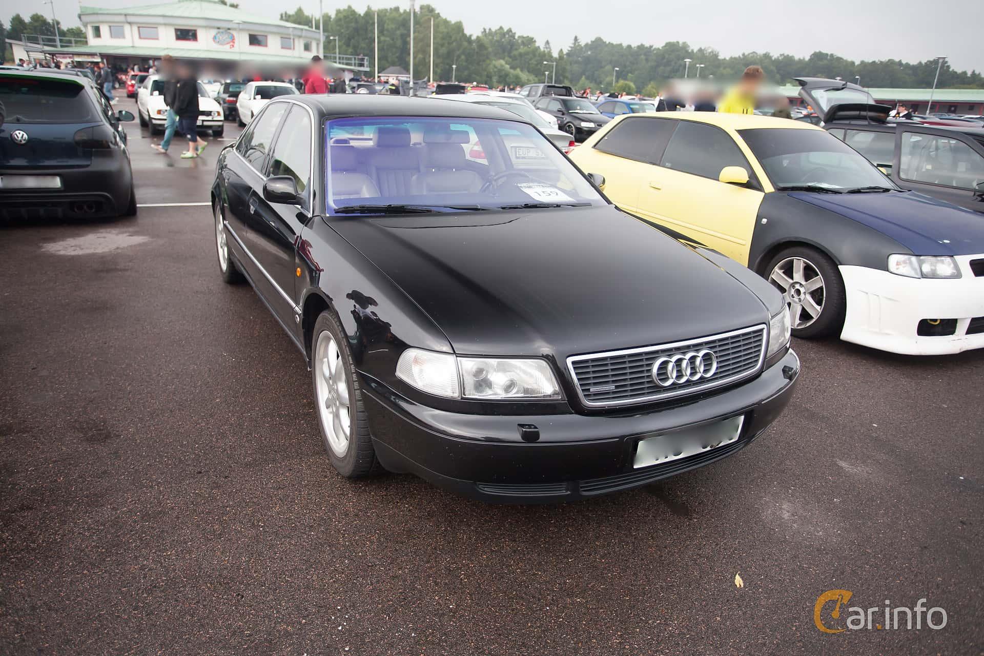 Kekurangan Audi S8 1998 Spesifikasi