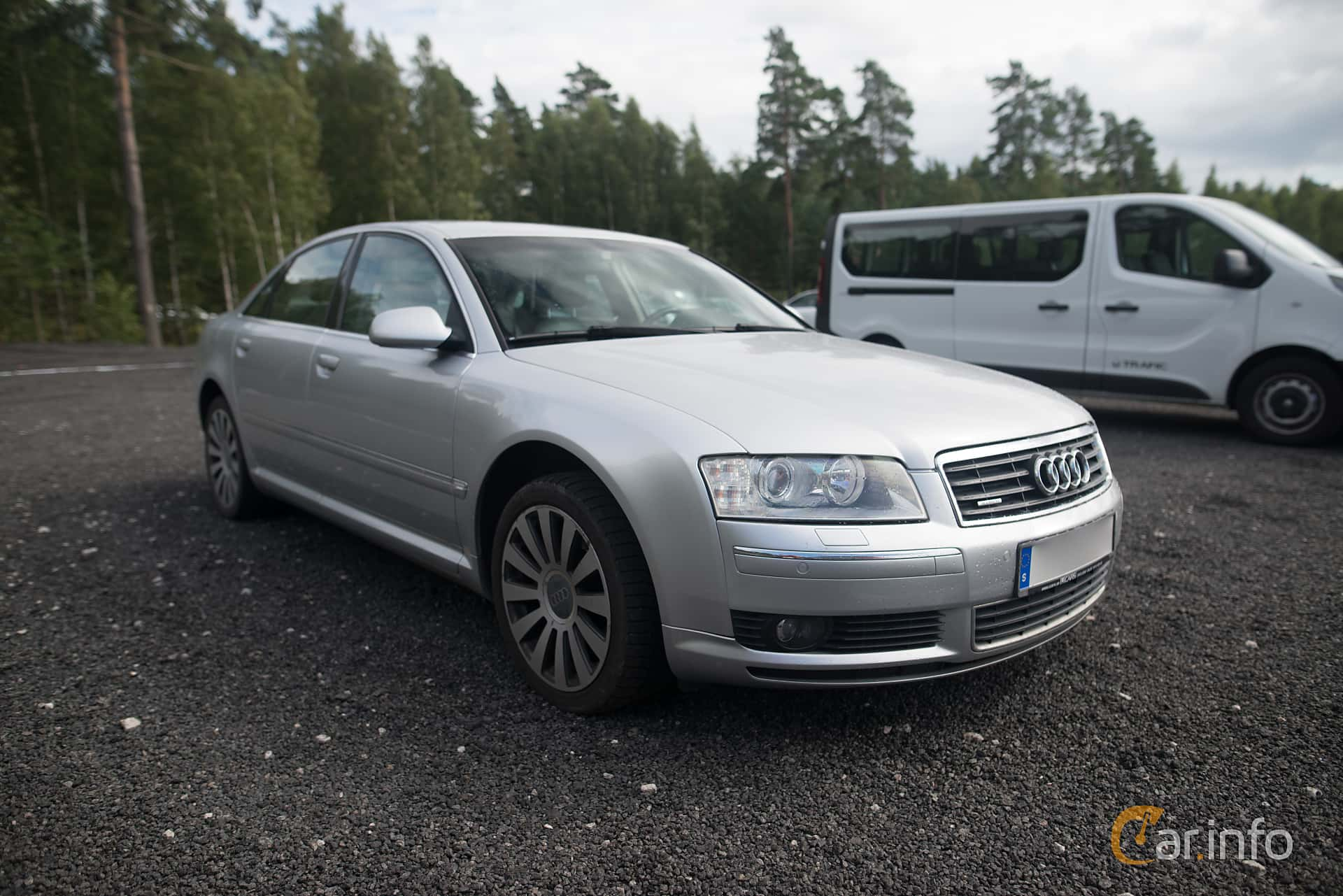 Audi A V Quattro D - Audi car owners database