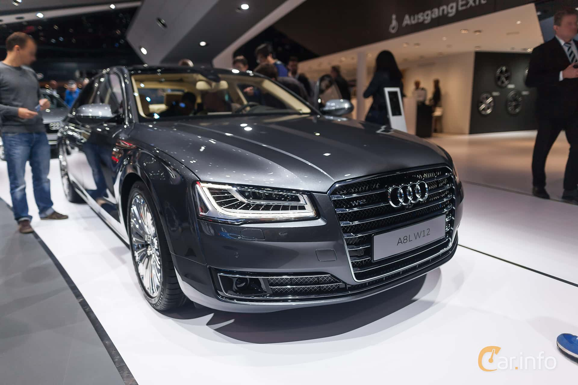 Kelebihan Kekurangan Audi A8L W12 Perbandingan Harga