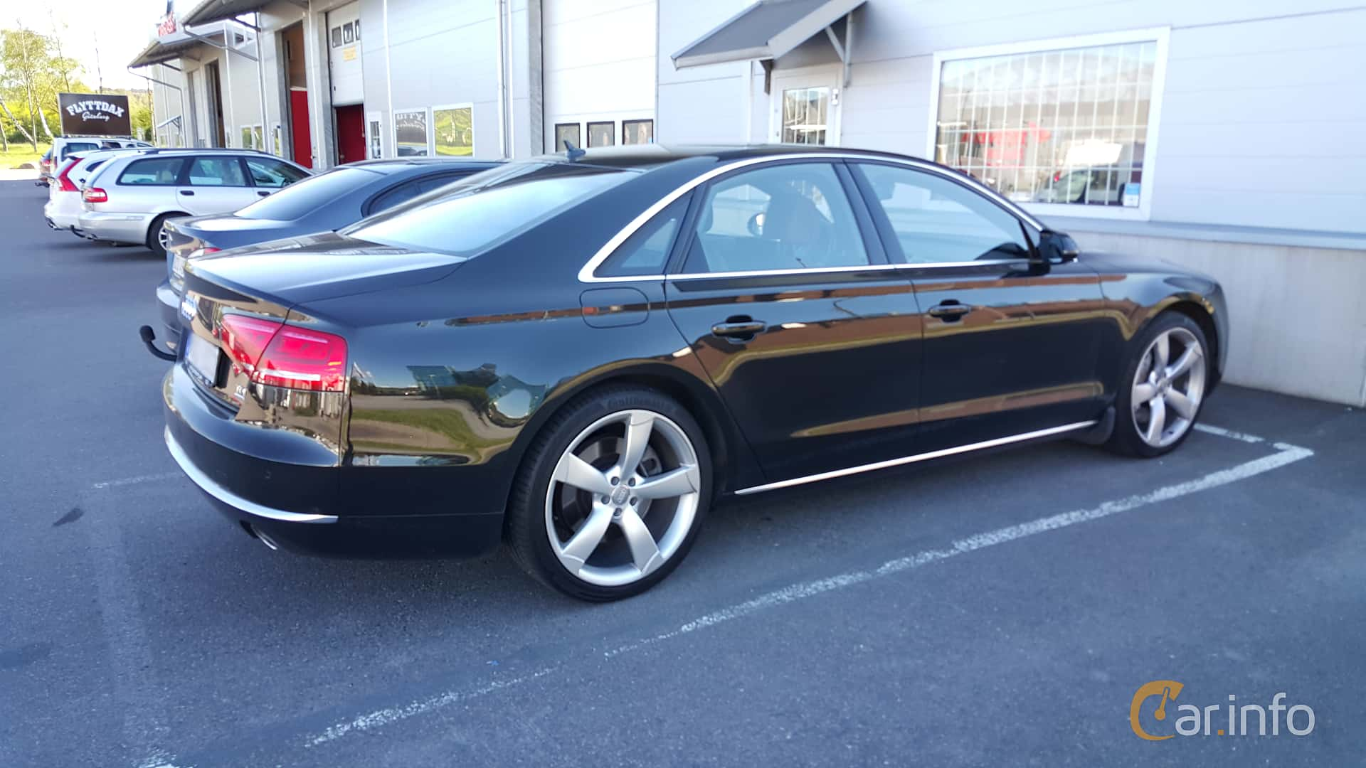 Kekurangan Audi A8 4.2 V8 Top Model Tahun Ini