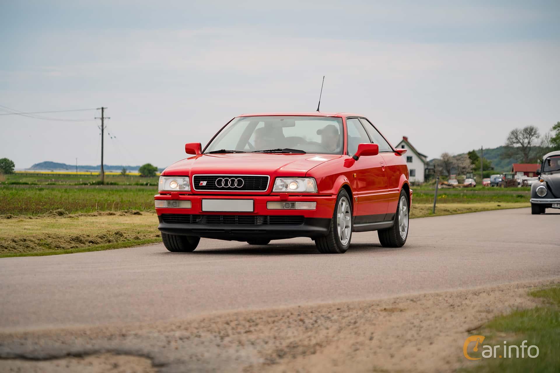 Audi Coupé B3 Facelift