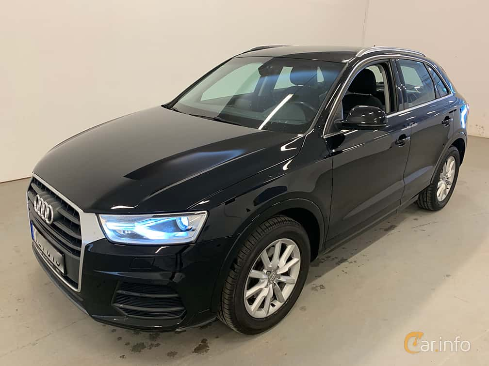 Audi Q3 2.0 TDI quattro Manual, 150hp, 2017