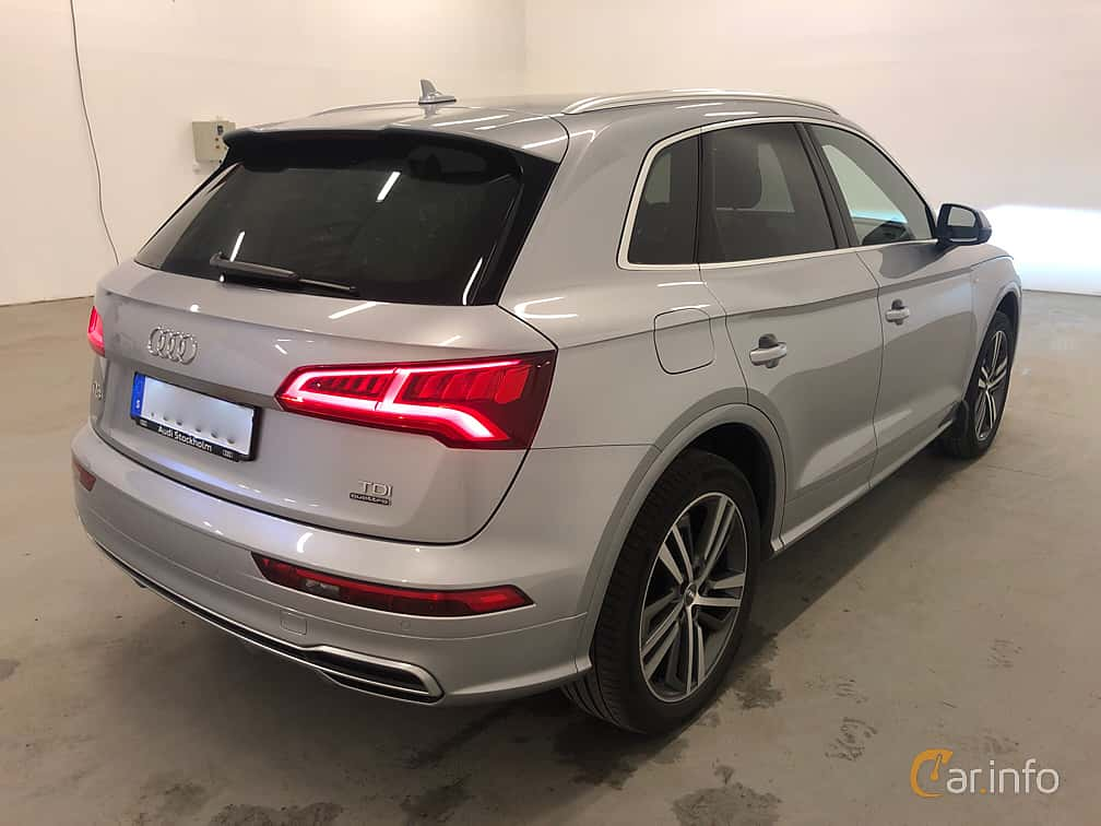 Audi Q5 2.0 TDI quattro S Tronic, 190hp, 2018