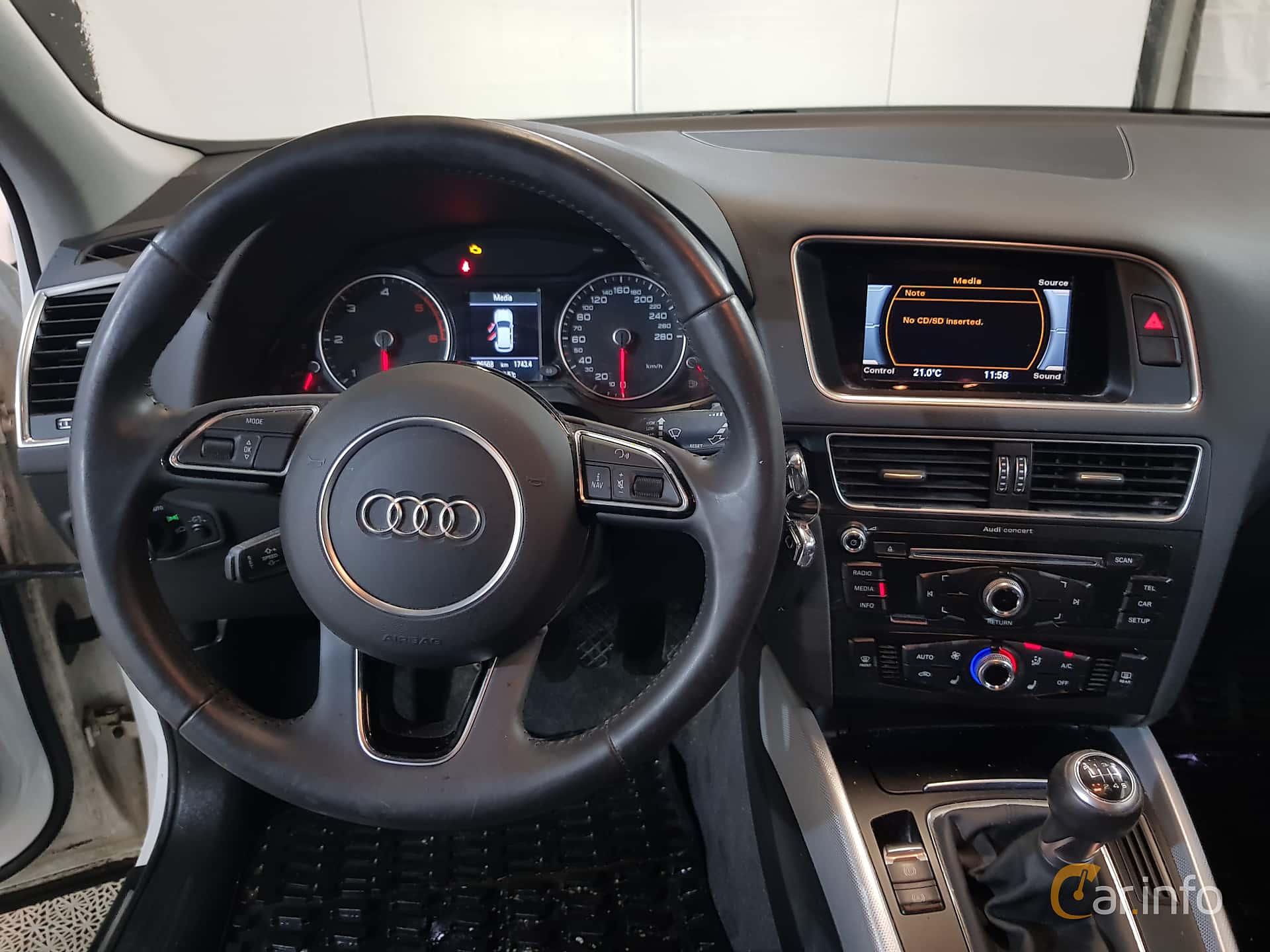 ... Array - user images of audi q5 2 0 tdi clean diesel quattro manual  190hp 2015 ...