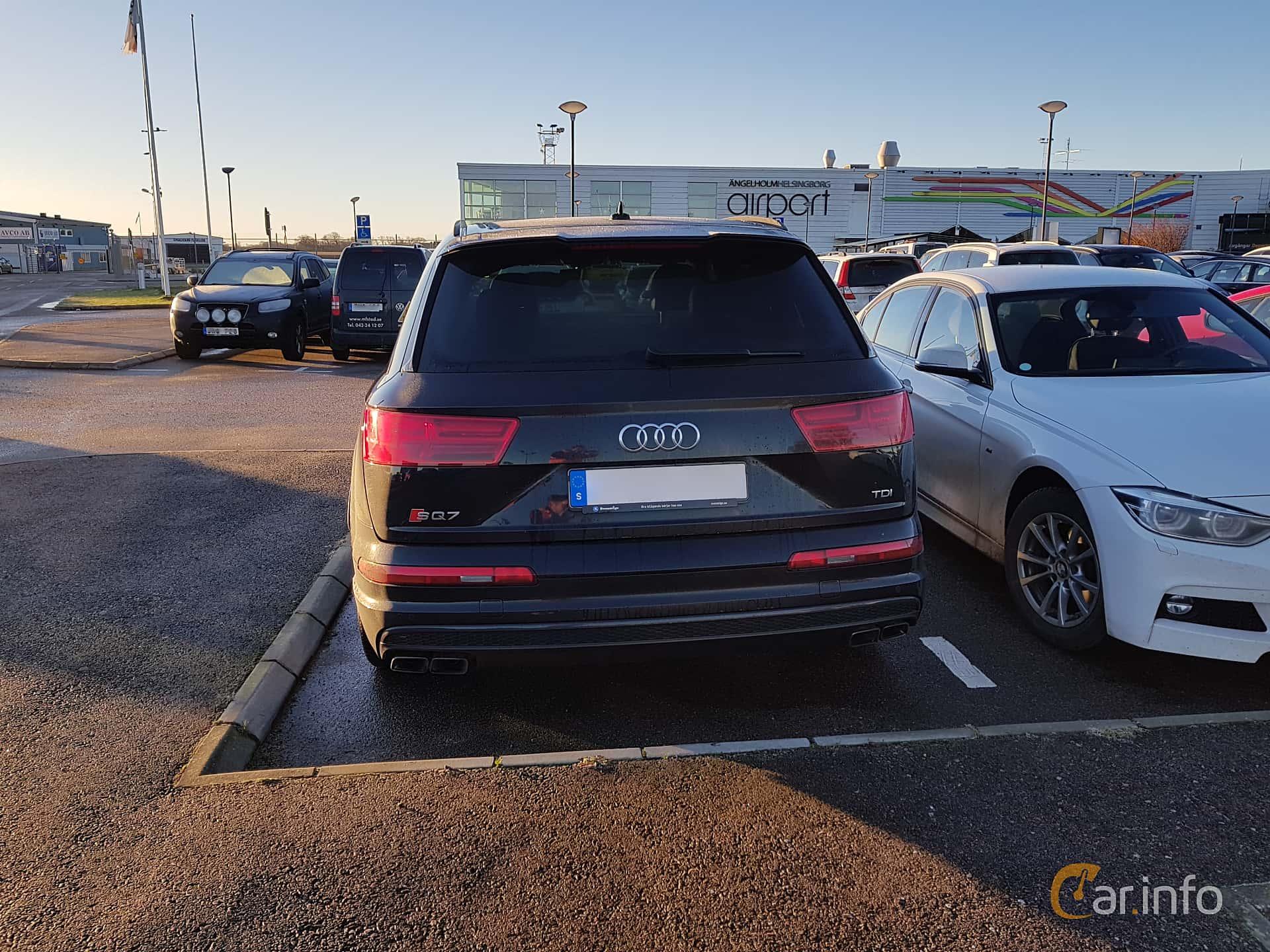 Audi SQ7 4.0 TDI V8 quattro TipTronic, 435hp, 2017