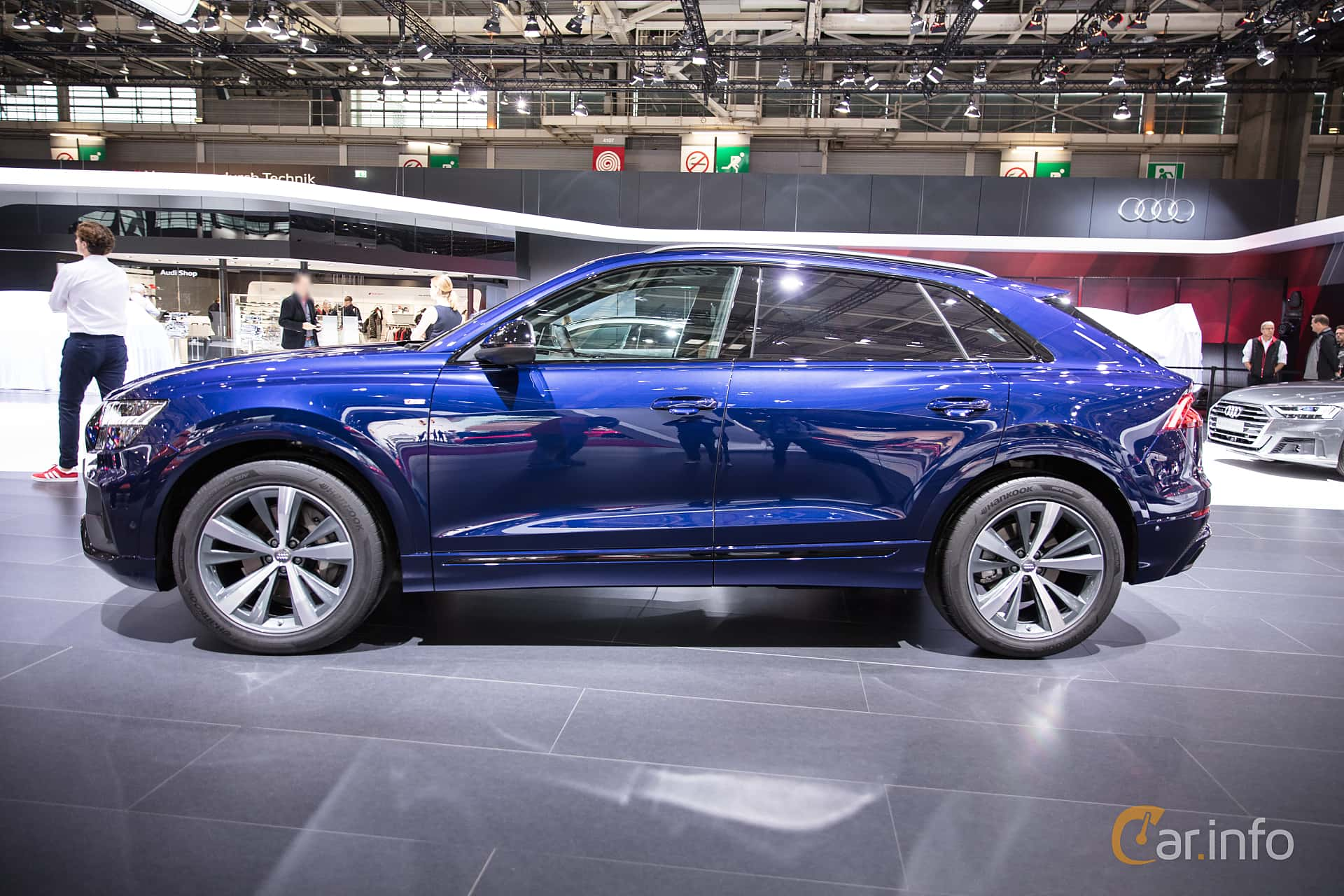 9 Images Of Audi Q8 50 Tdi Quattro Tiptronic 286hp 2019 By Jonasbonde