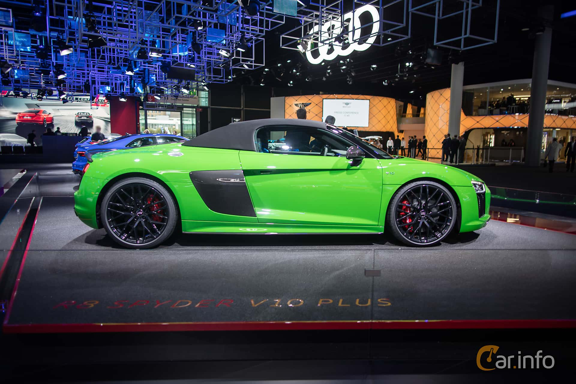 Rent audi r8 dallas 11