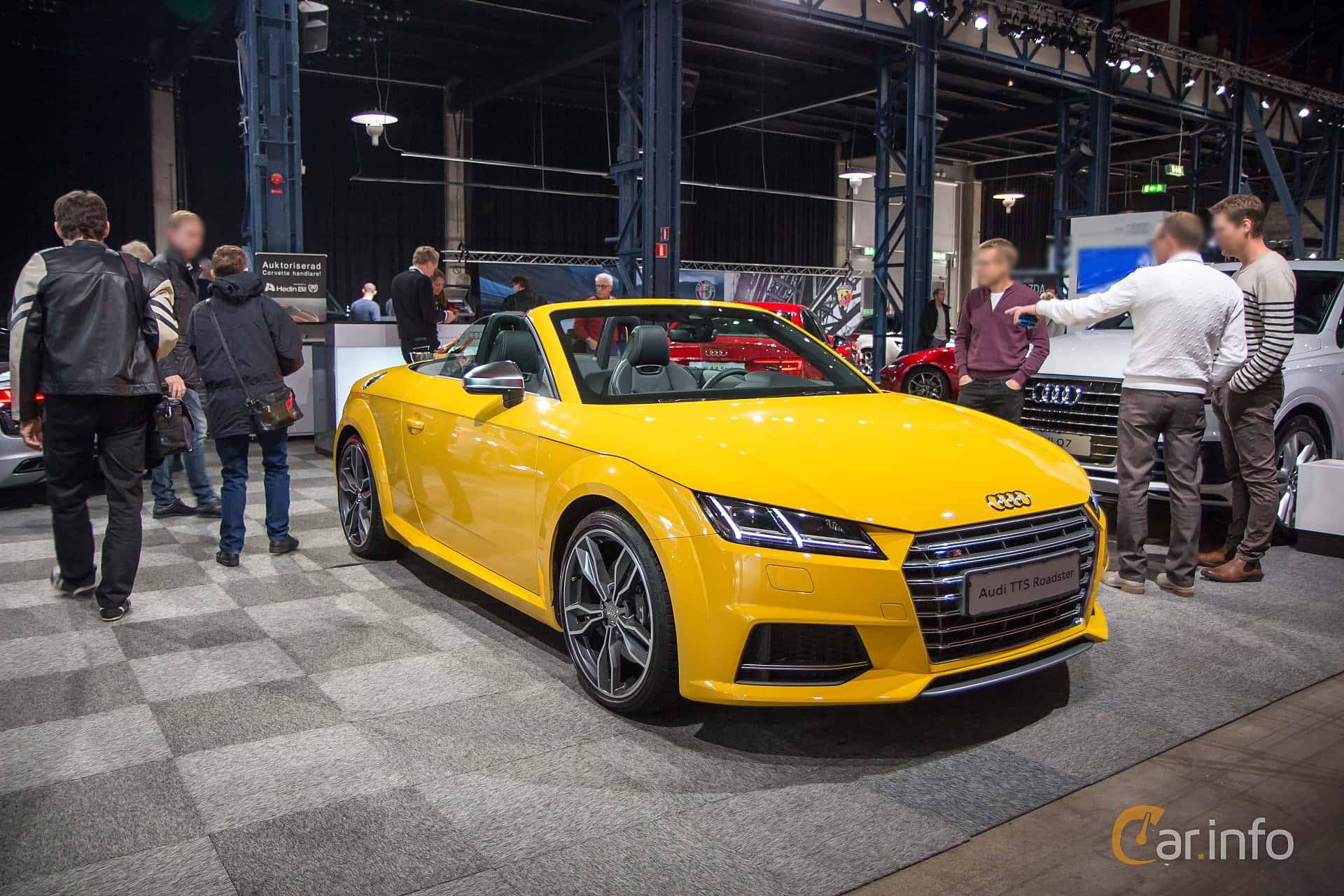 Audi TT - Audi car owners database